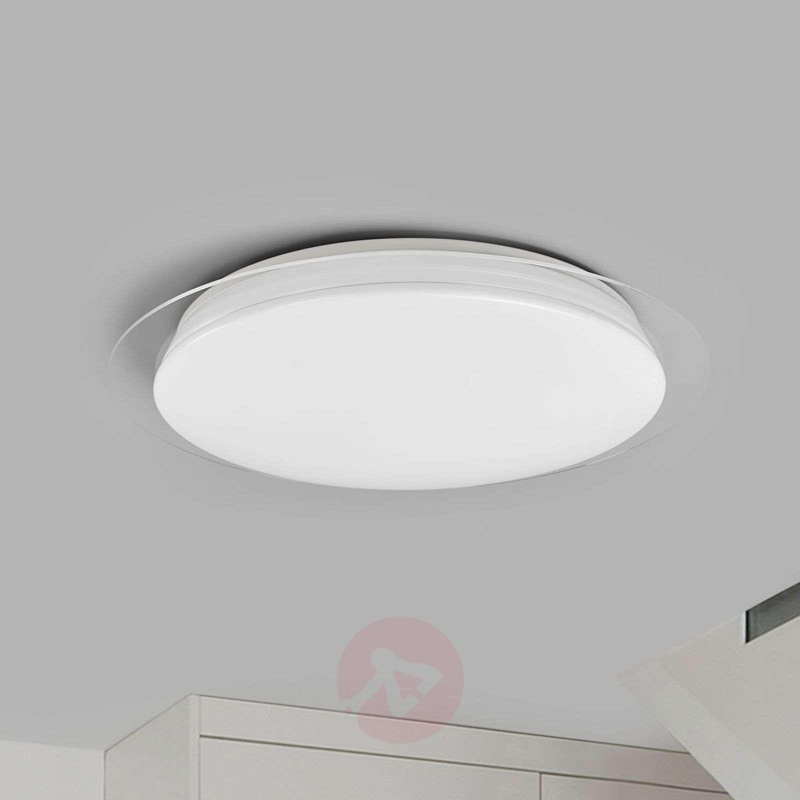 Tille LED-kattovalaisin, himm., kaukosäätimellä-9952008-02