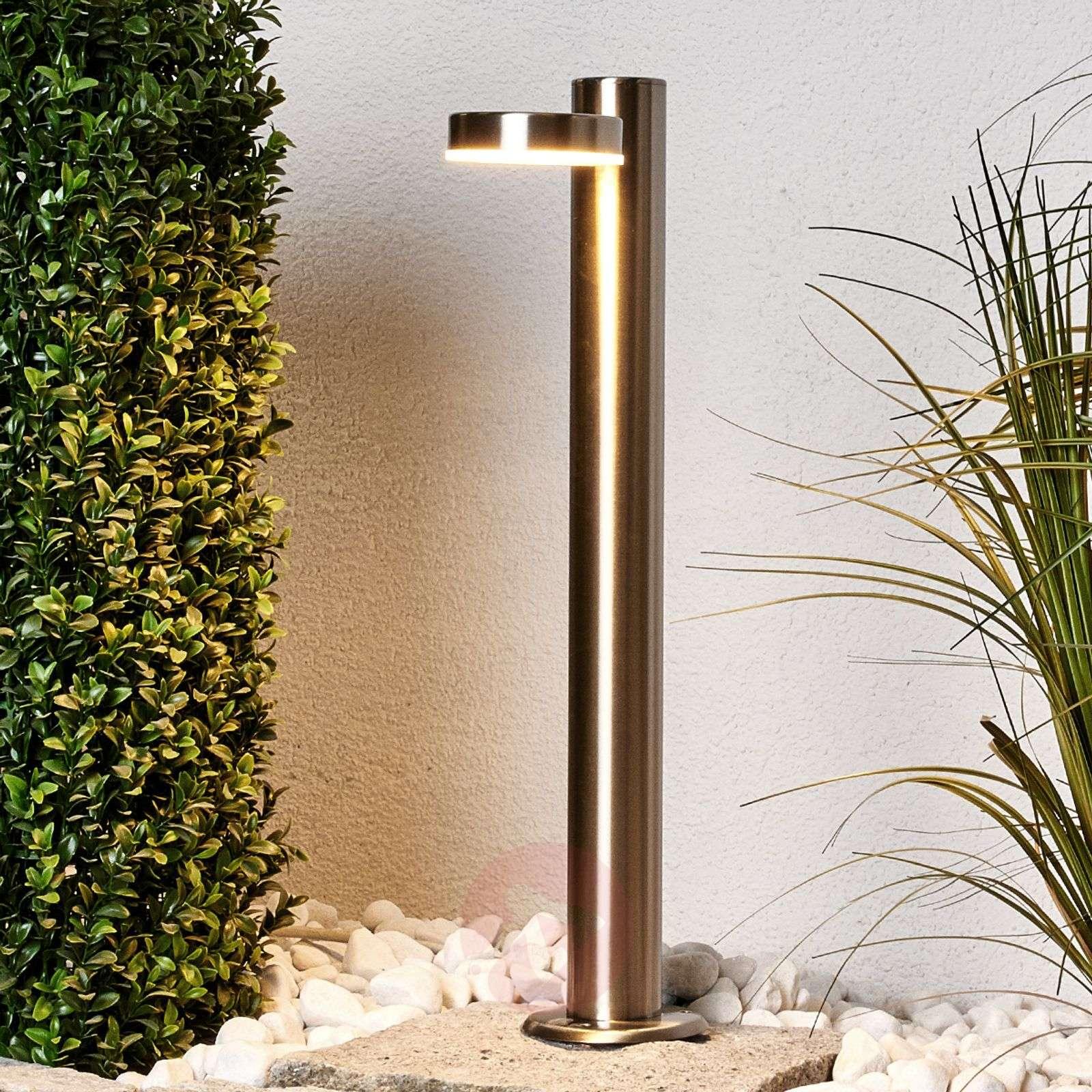 Toriba-LED-pollarivalaisin ruostumatonta terästä-9945023-01