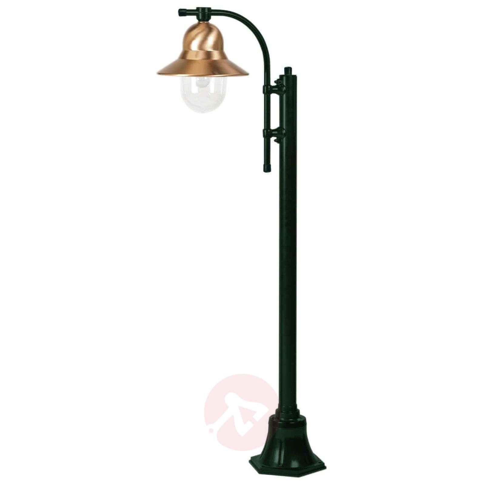 Toscane-lyhtypylväs yksilamppuinen 150 cm-5515094X-02