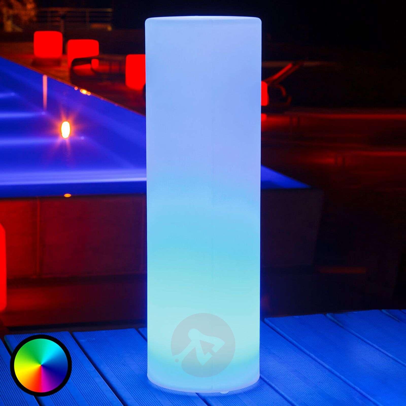 Tower sovelluksella ohjattava LED-koristevalaisin