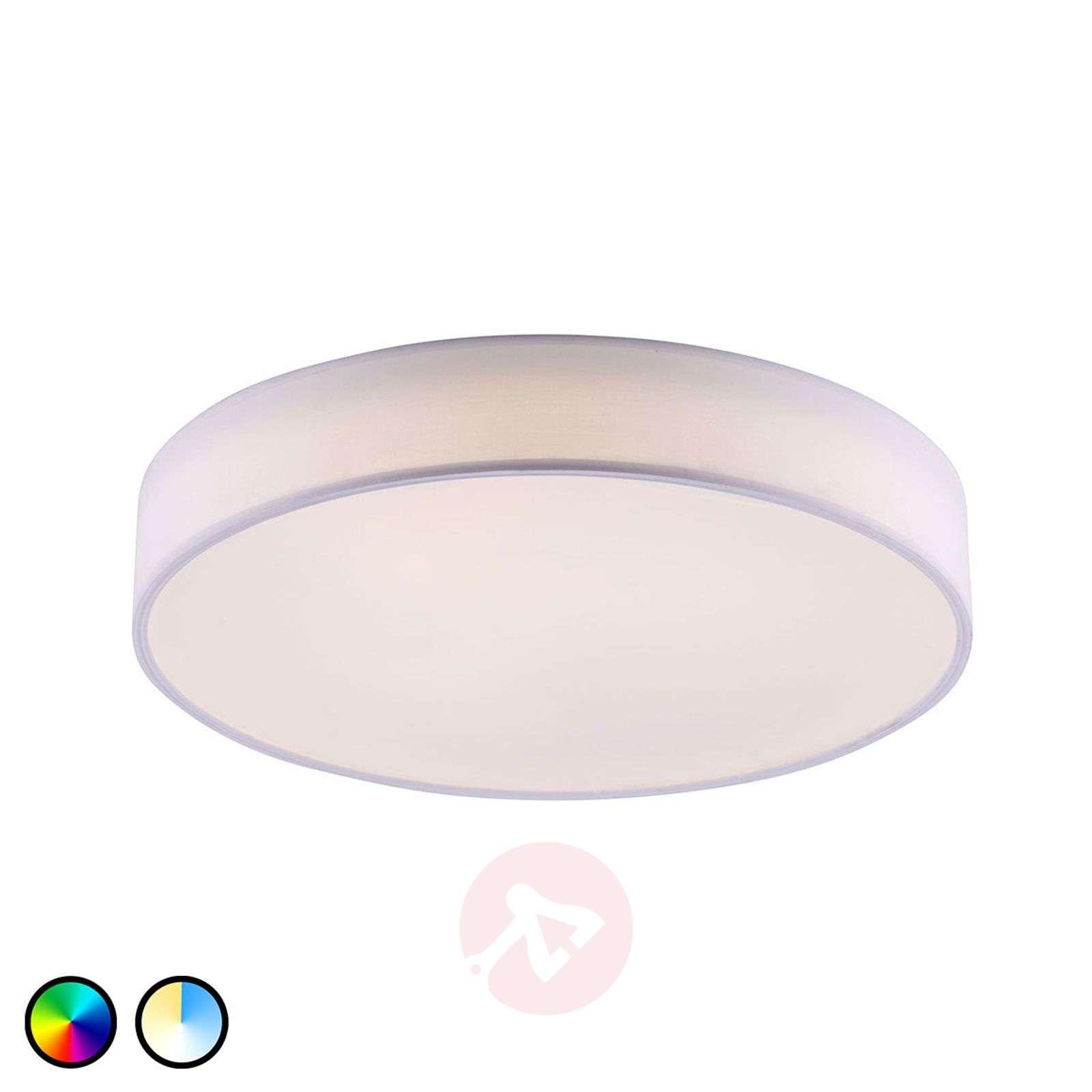 Trio WiZ Diamo LED-kattovalaisin RGBW-9005615X-01