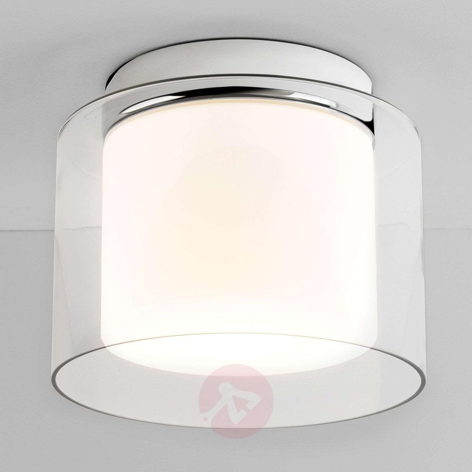 Tuplasti lasitettu kattovalaisin AREZZO-1020391-02