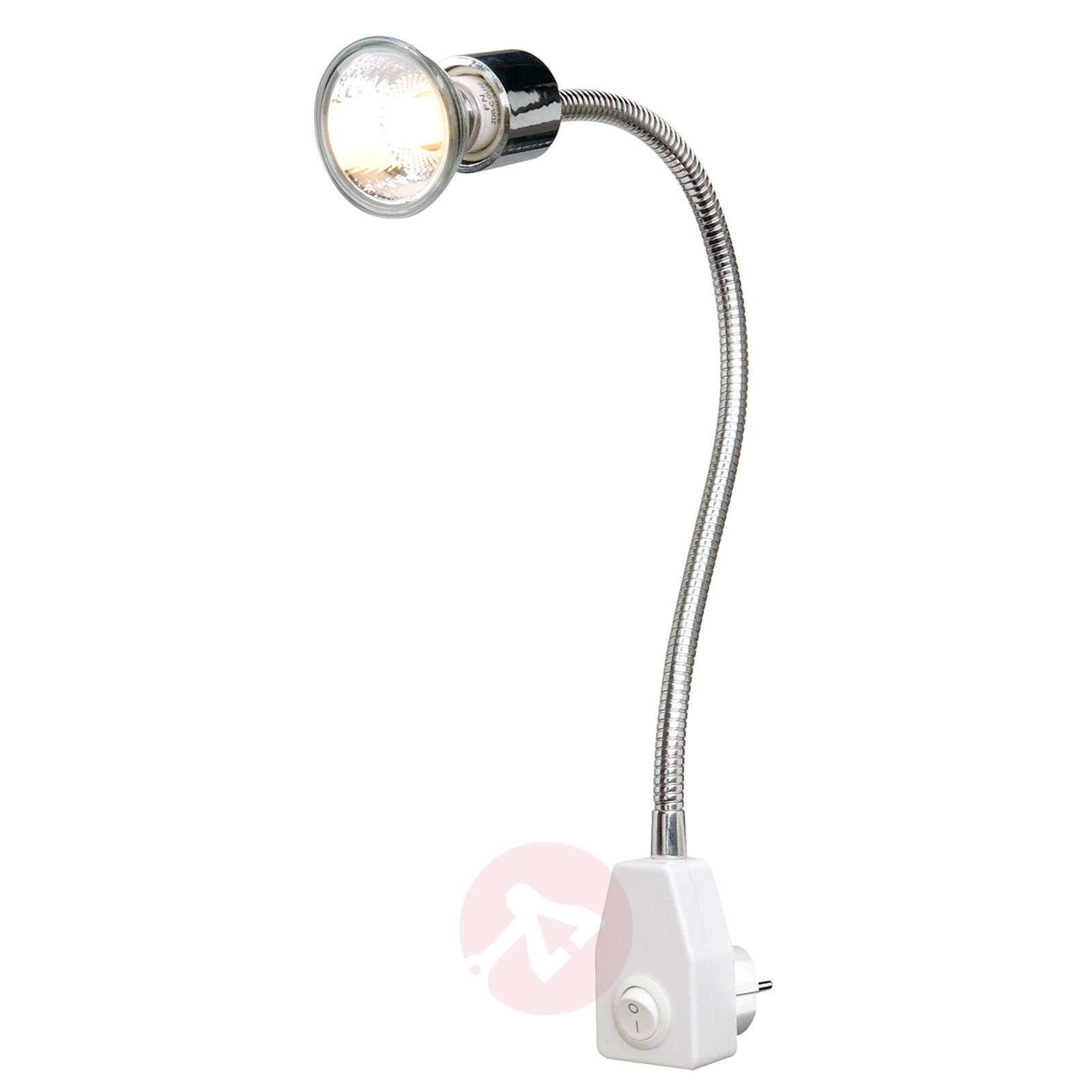 Työpistevalaisin Dio Flex Plug GU10-lampulla-5504388-01