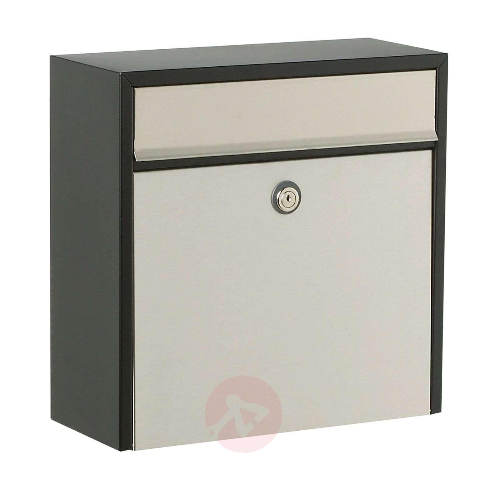 Tyylikäs 2500-postilaatikko, sylinterilukko-1045027-01