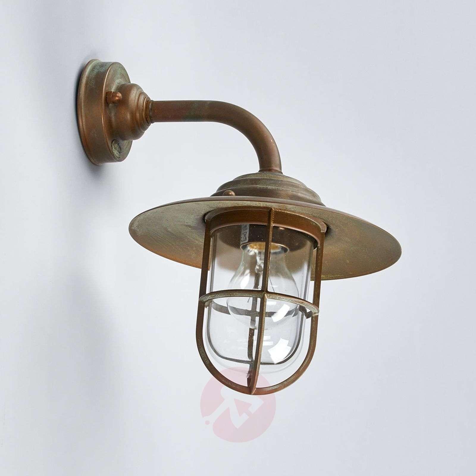Tyylikäs Antique-ulkoseinävalaisin-6515089X-01