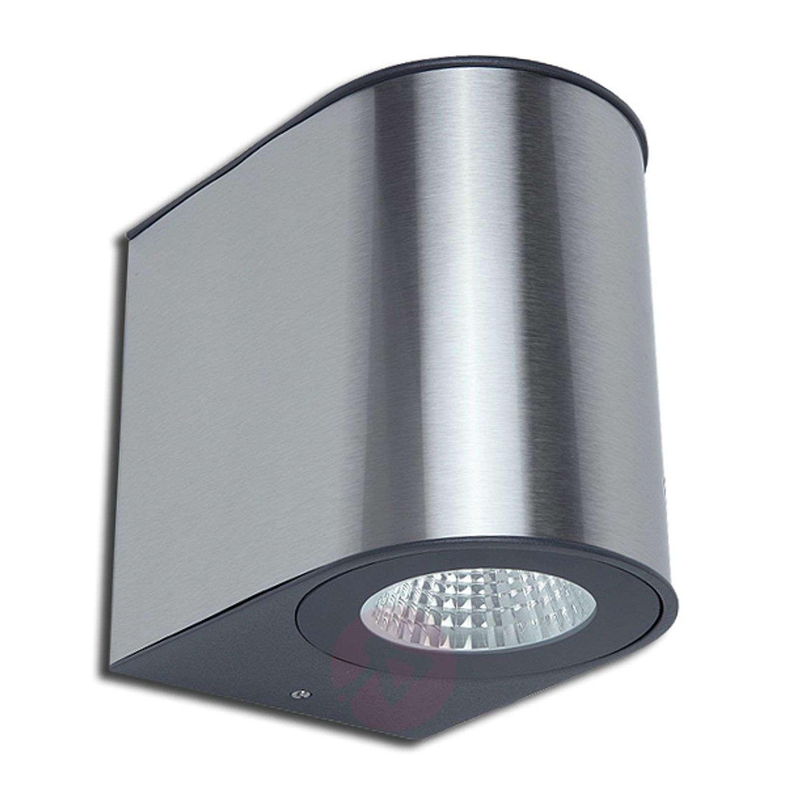 Tyylikäs Gemini-LED-ulkoseinävalaisin IP54-3006209-01
