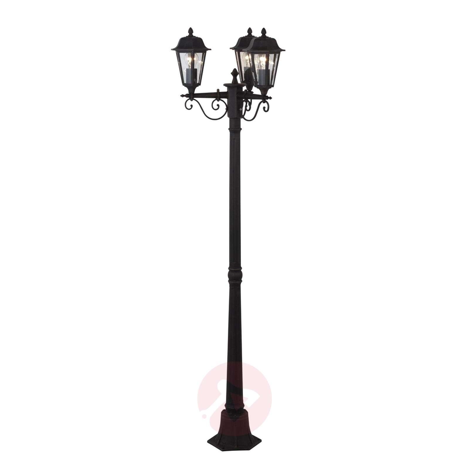Tyylikäs kolmen lampun kynttelikkö Lamina-9630059-01