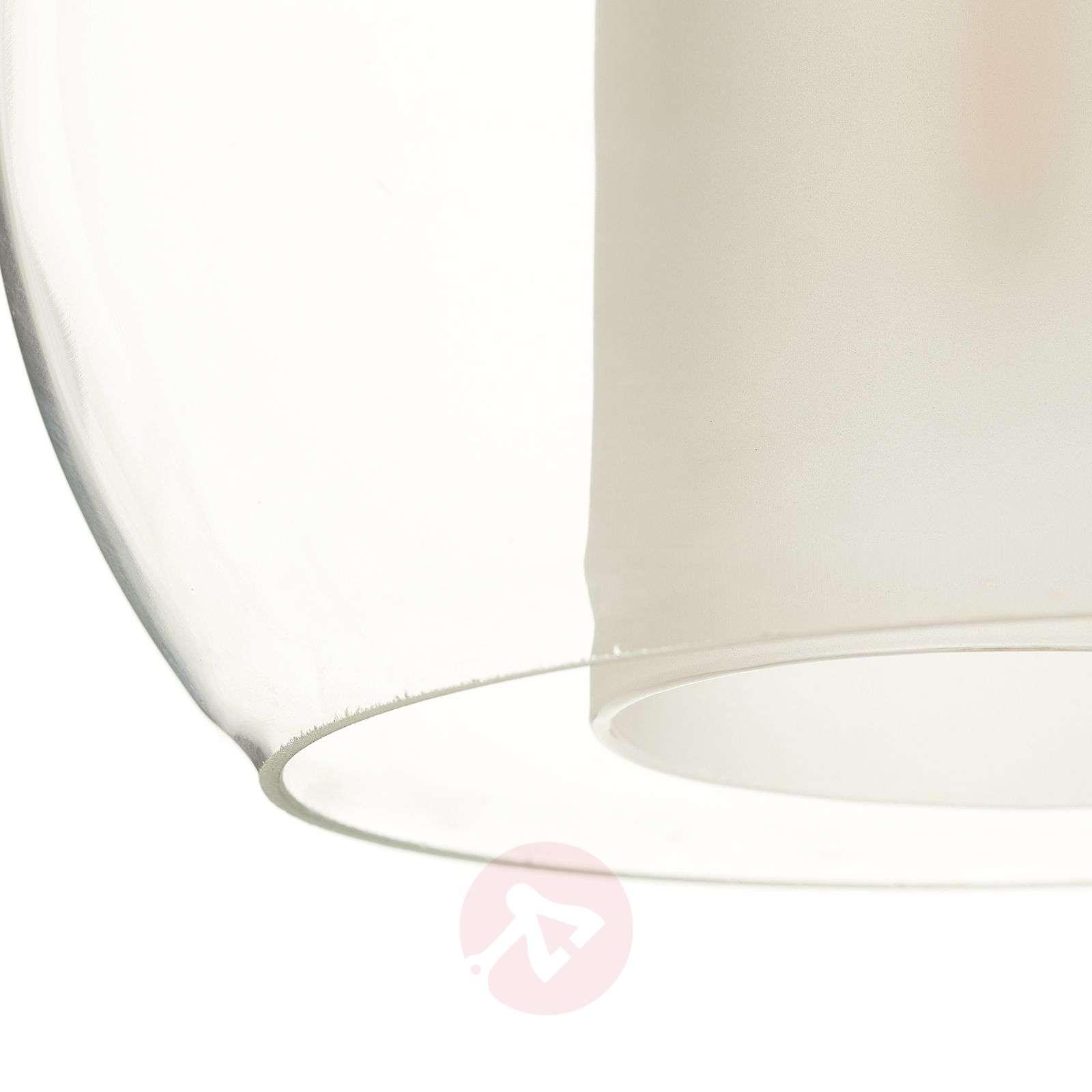 Tyylikäs lasiriippuvalaisin Bolsano-3031643-01