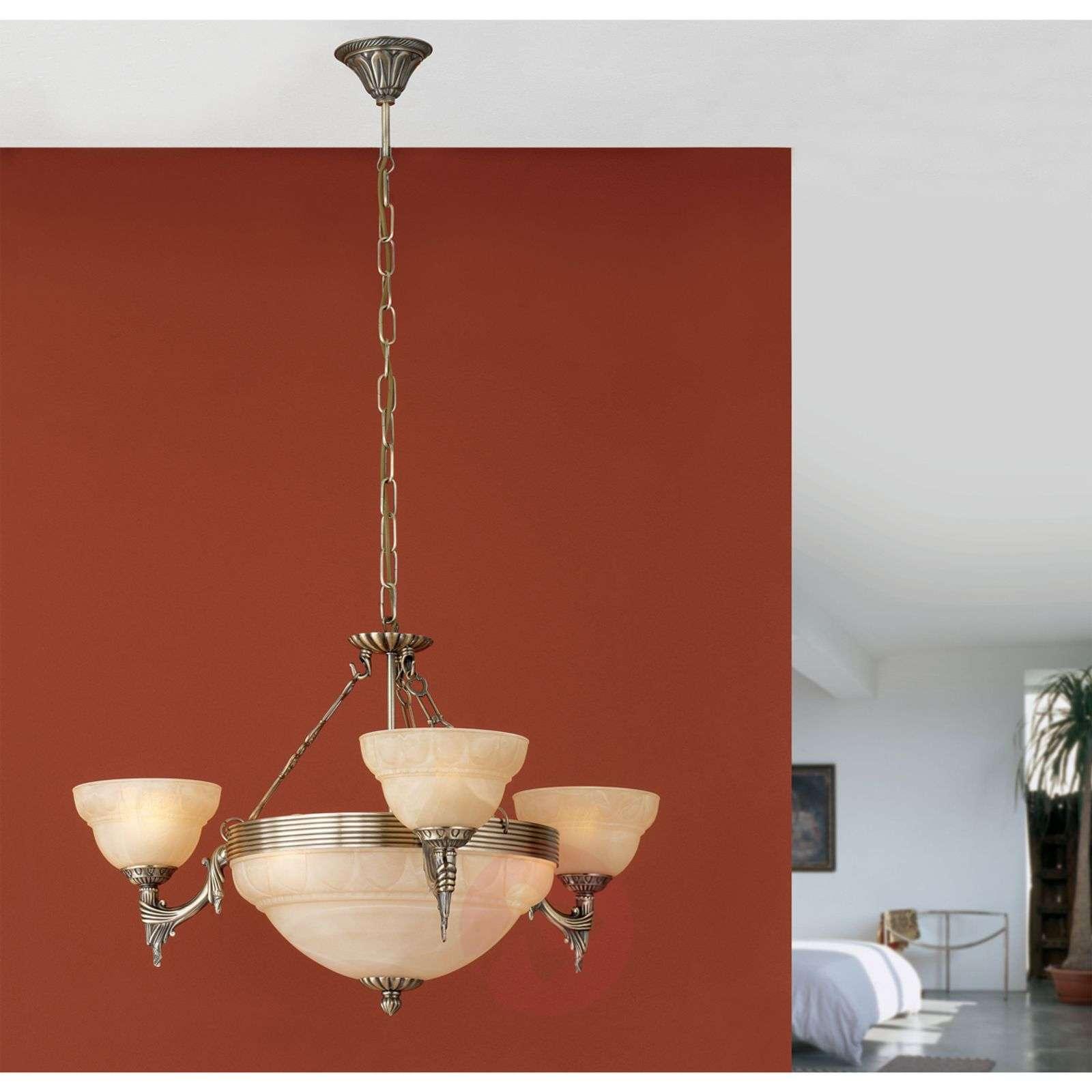 Tyylikäs Marilla-riippuvalaisin, 6 lamppua-3001125-01