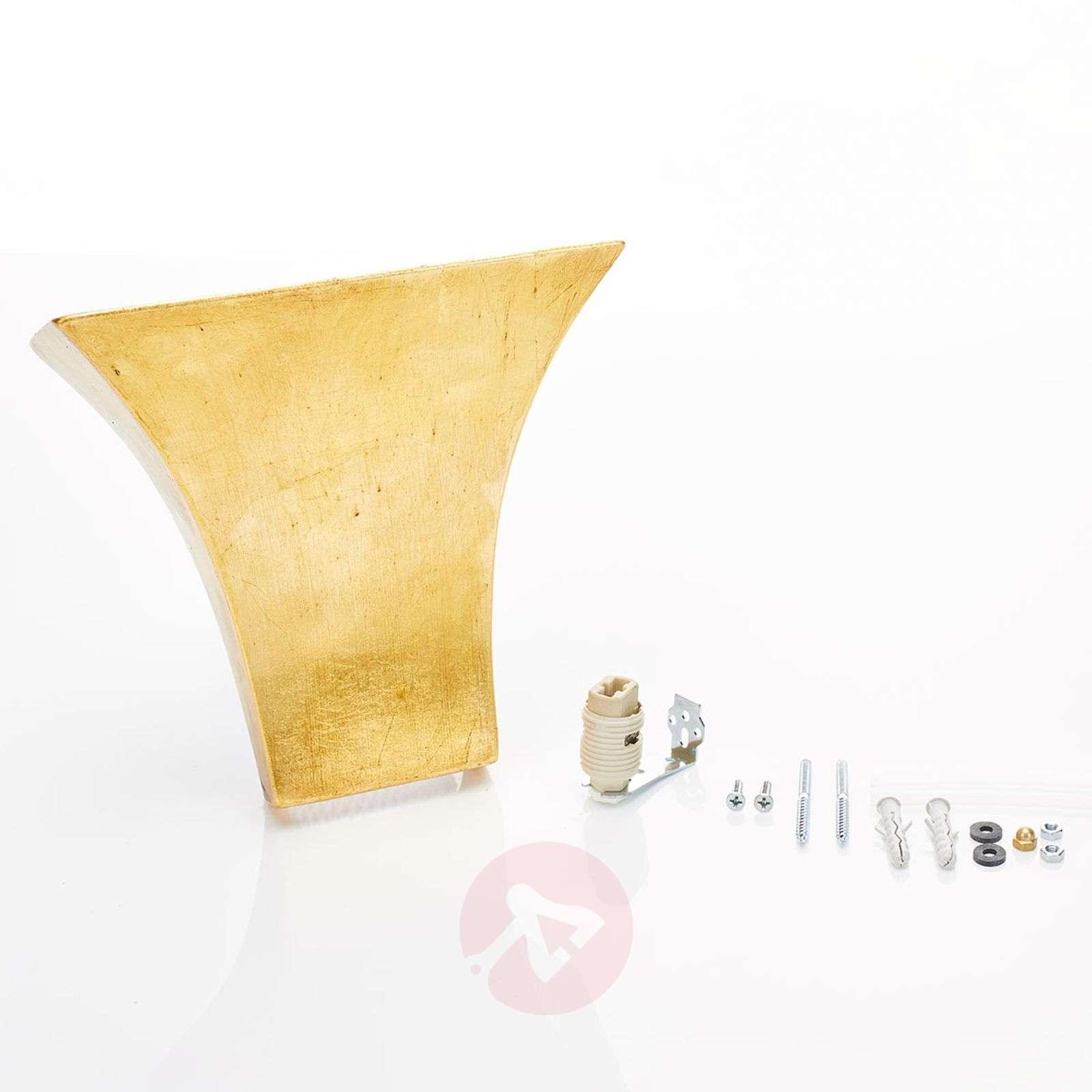 Tyylikäs nelikulmainen valaisin ANTONIE-7253006-01