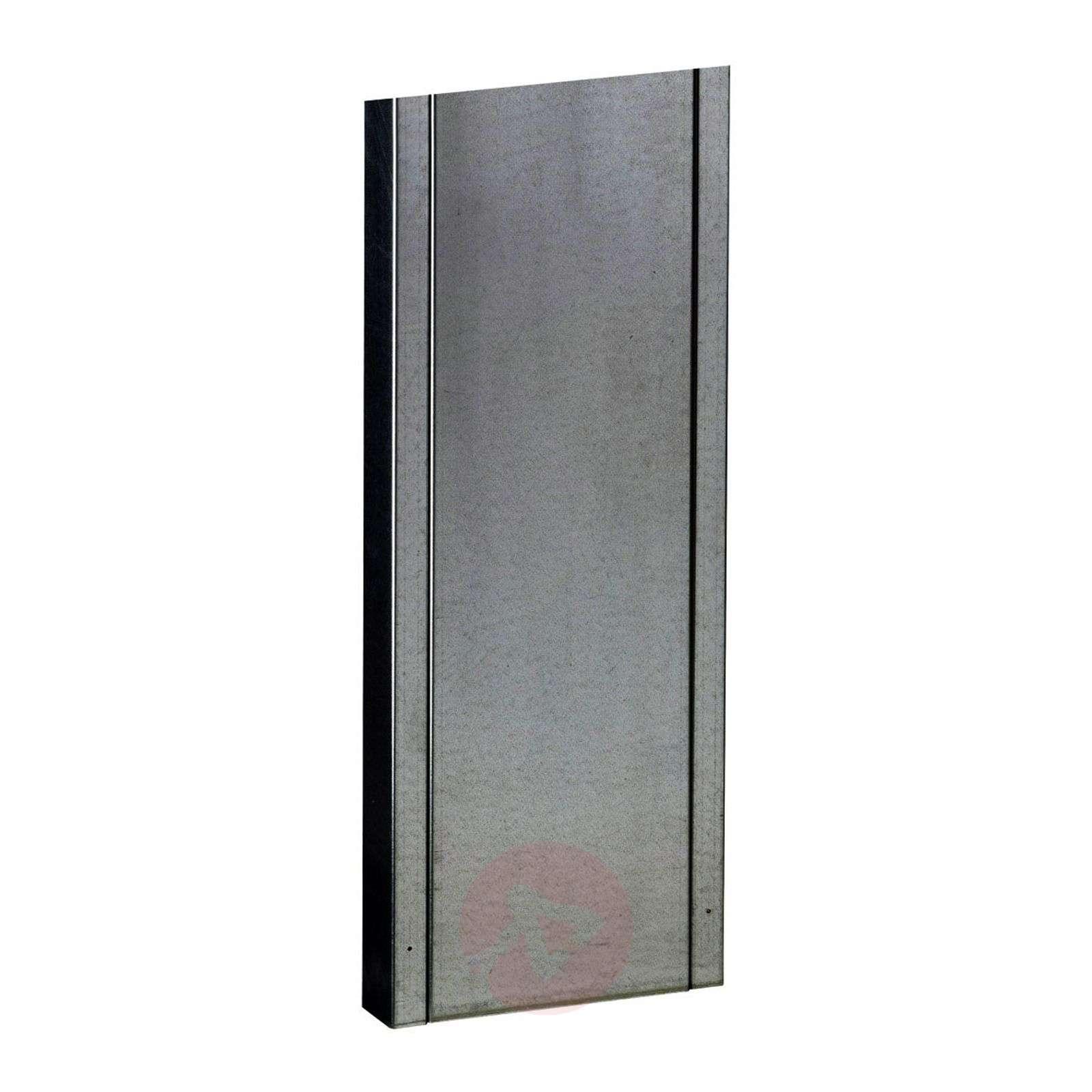 Tyylikkään muotoinen 1001-postilaatikkopylväs-1045073X-01