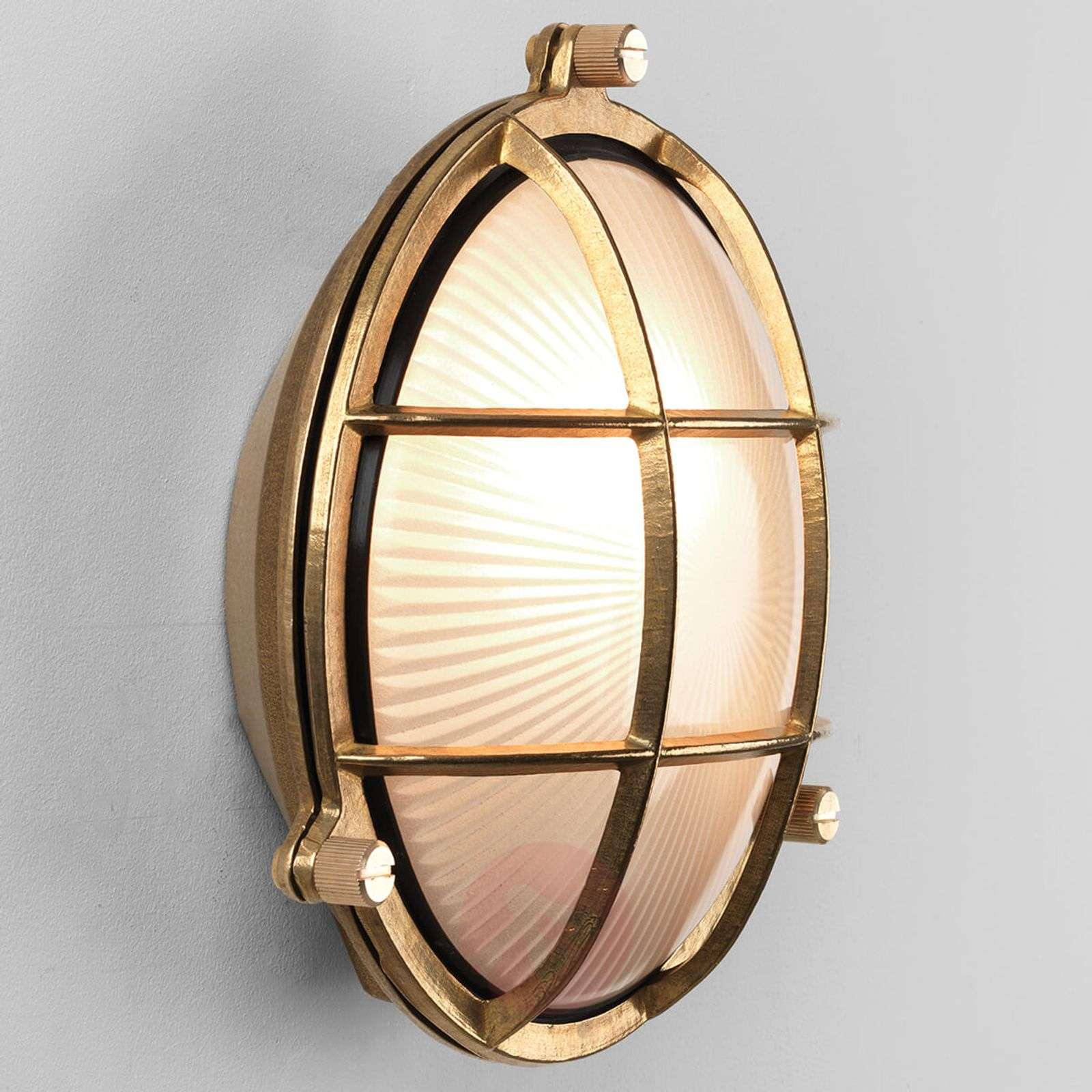 Tyylikkäästi muotoiltu laivavalaisin Thurso Round-1020581-01
