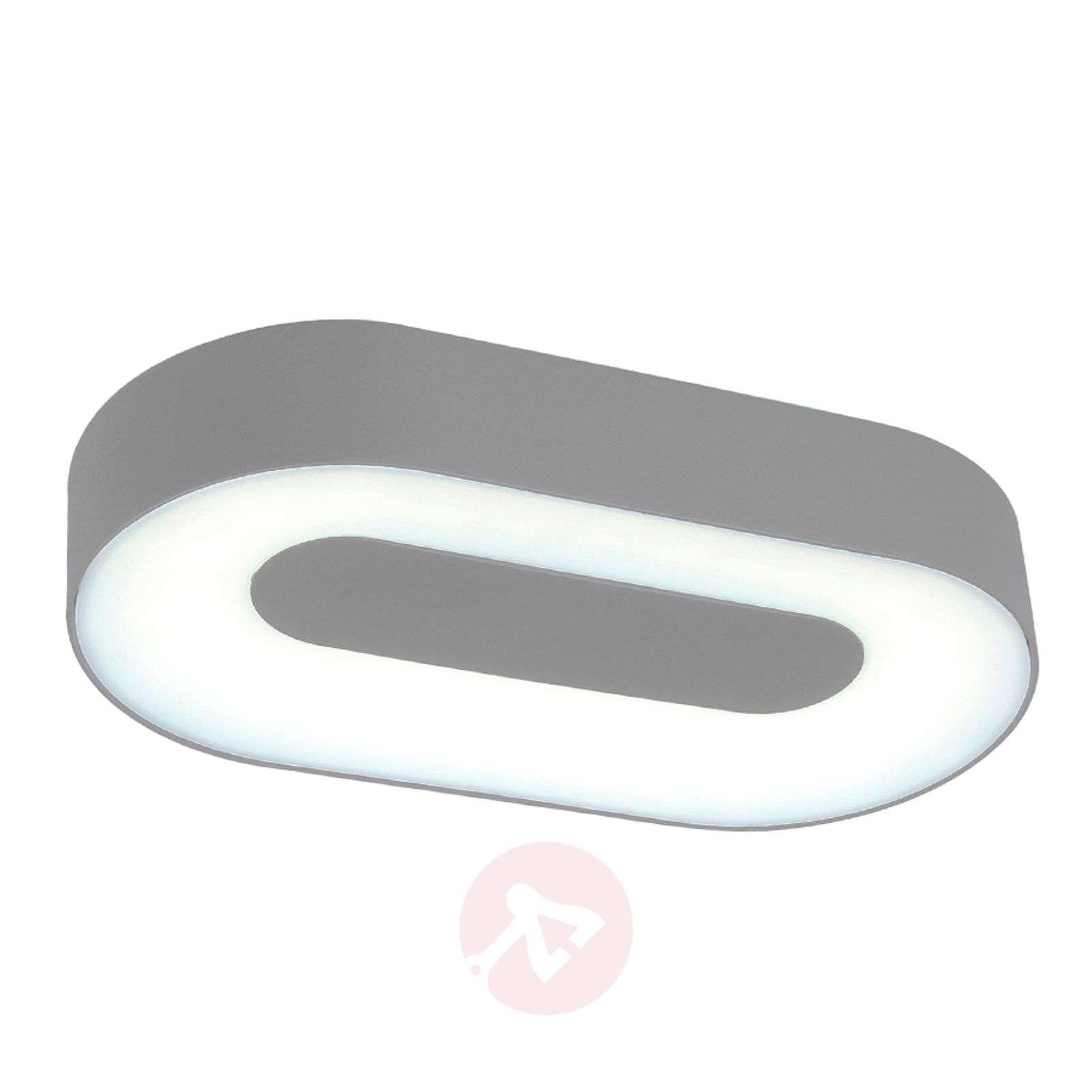 Ublo moderni, ovaali LED-ulkoseinävalaisin-3006233-05
