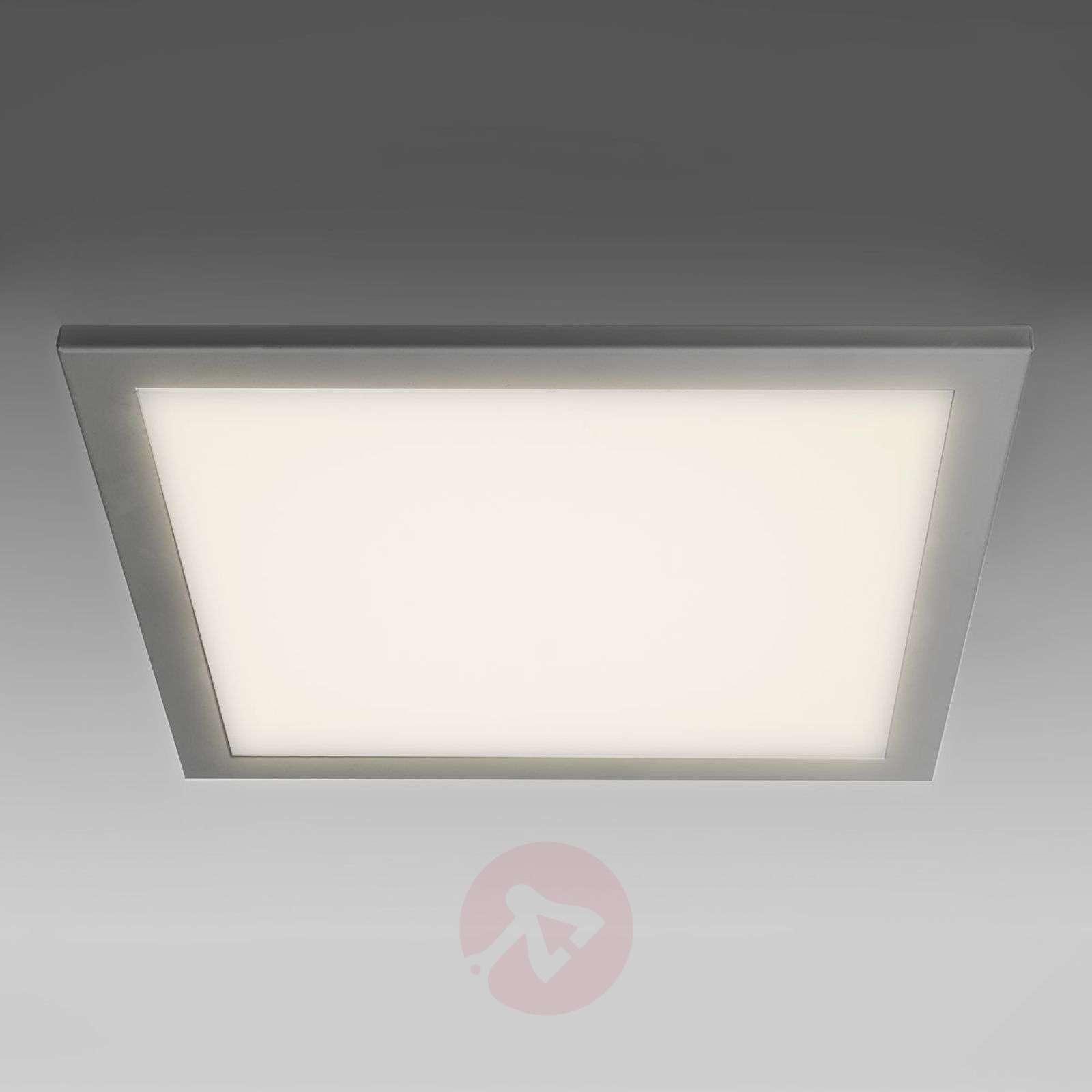 Ultralitteä LED-kattouppovalaisin SUN9-1018227X-01