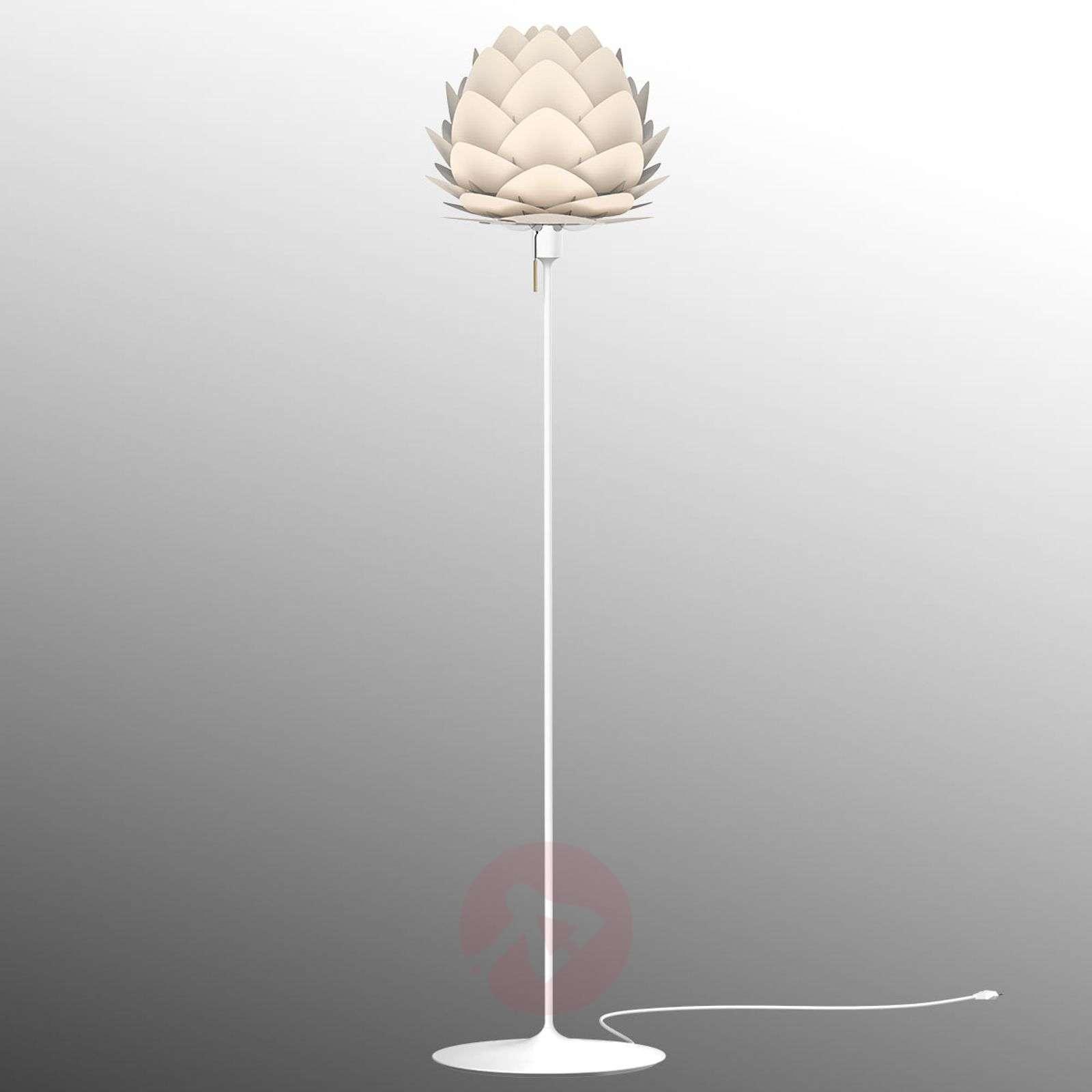 UMAGE Aluvia mini lattiavalaisin helmiäinen-9521183-01