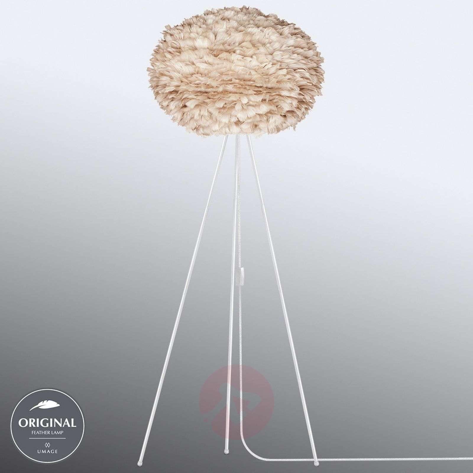 UMAGE Eos large-lattiavalo tripod vaaleanruskea-9521129-01