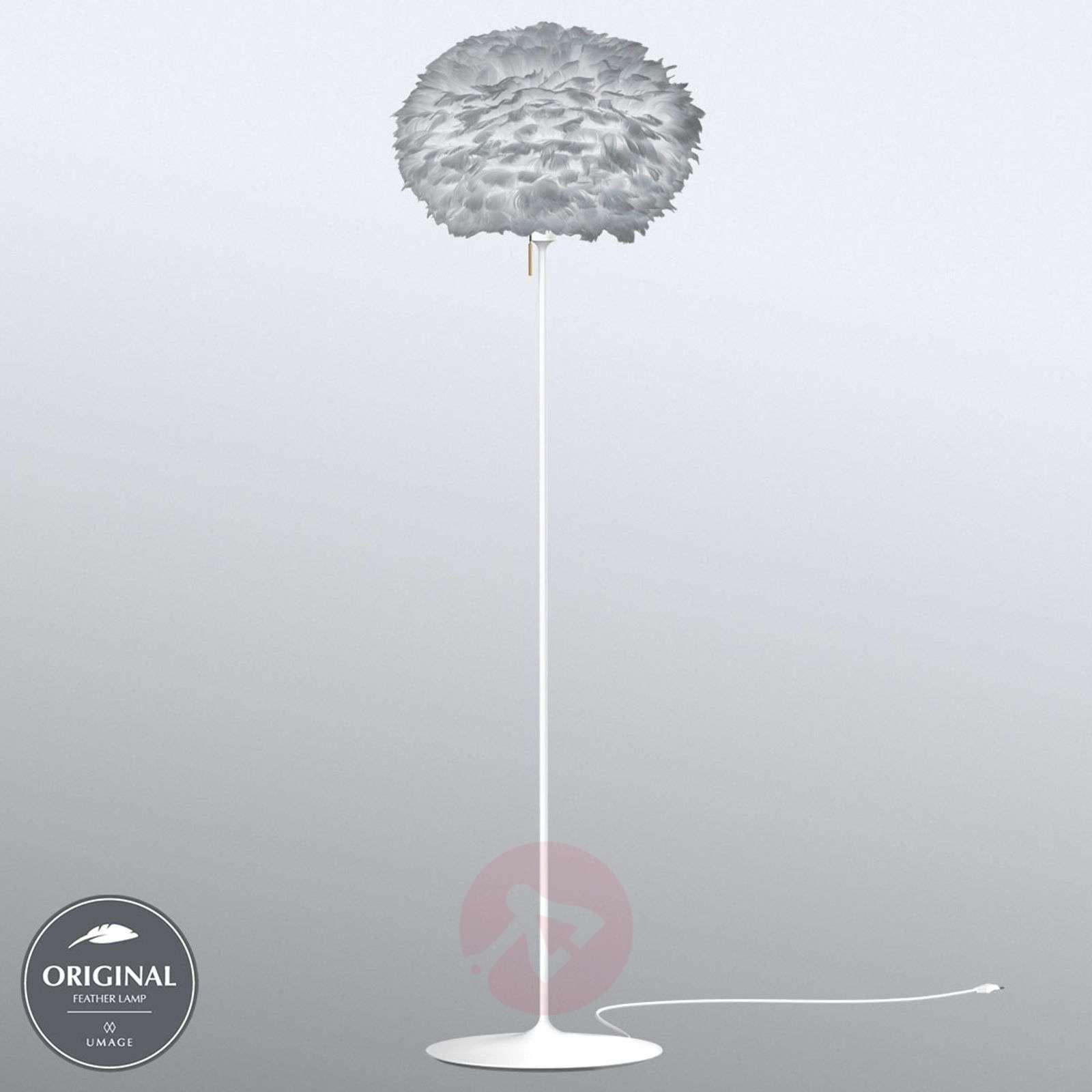 UMAGE Eos medium-lattiavalaisin vaaleanharmaa-9521116-01