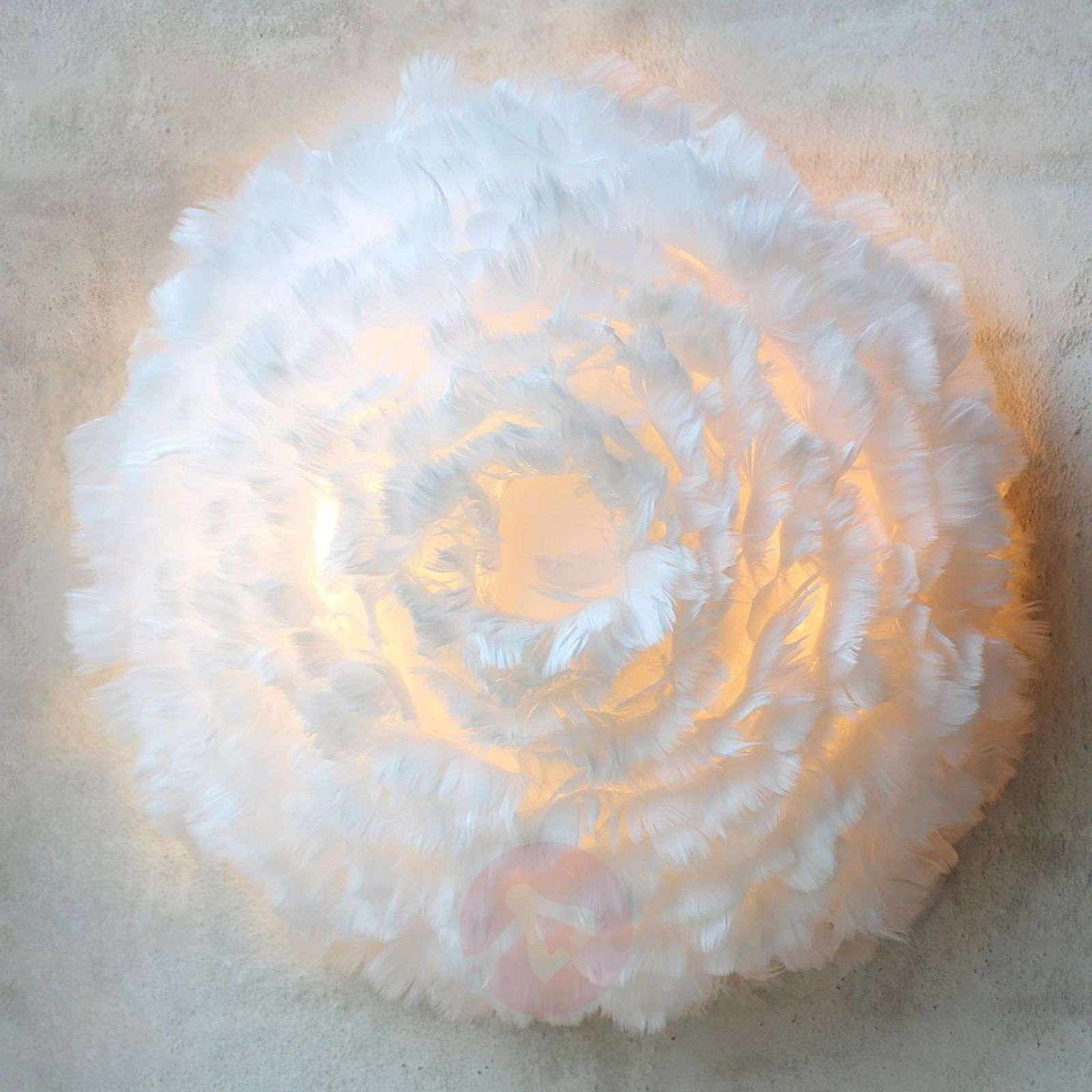 UMAGE Eos up medium - valkoinen kattovalaisin