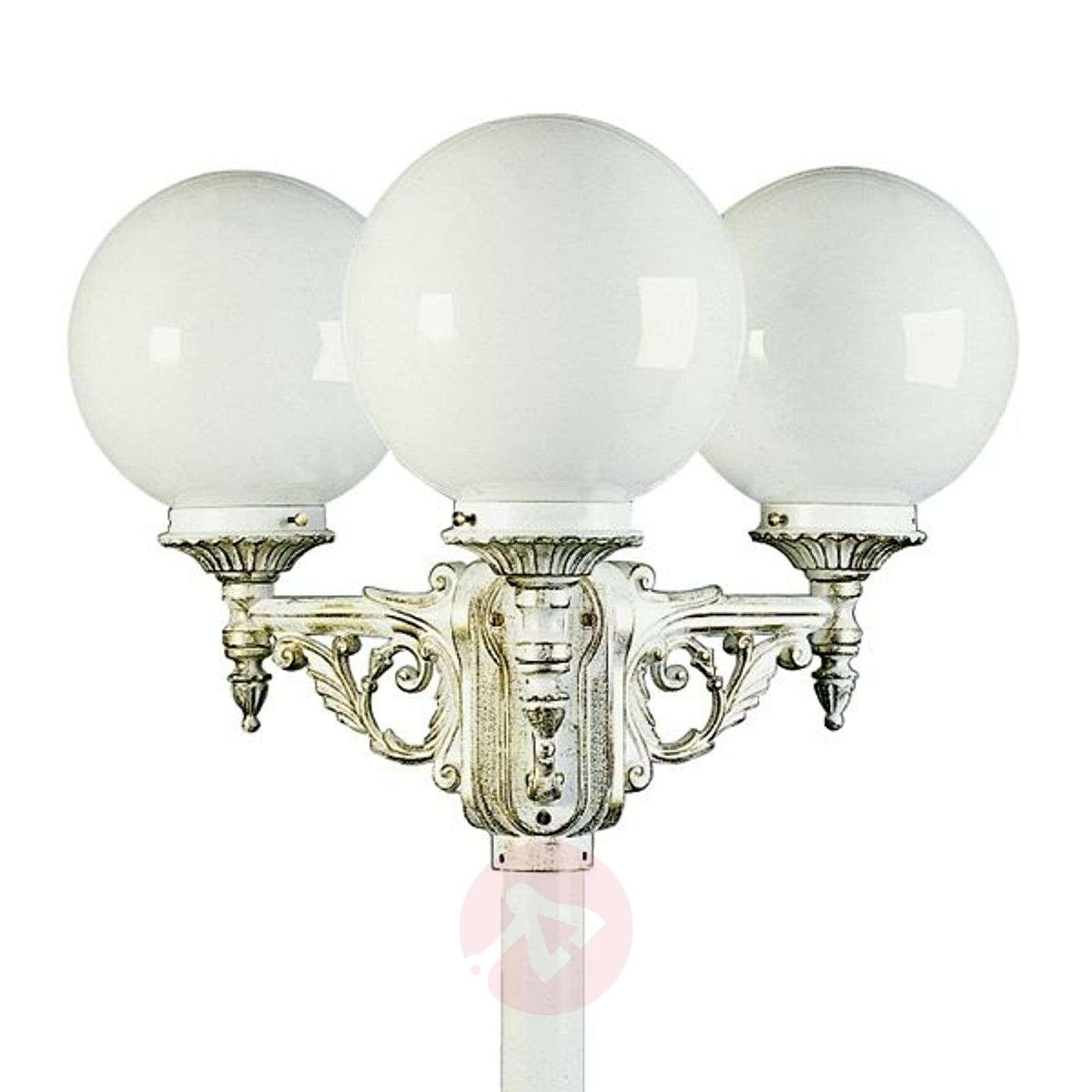 Upea lyhtypylväs 163 – 3-lamppuinen-4001163X-01