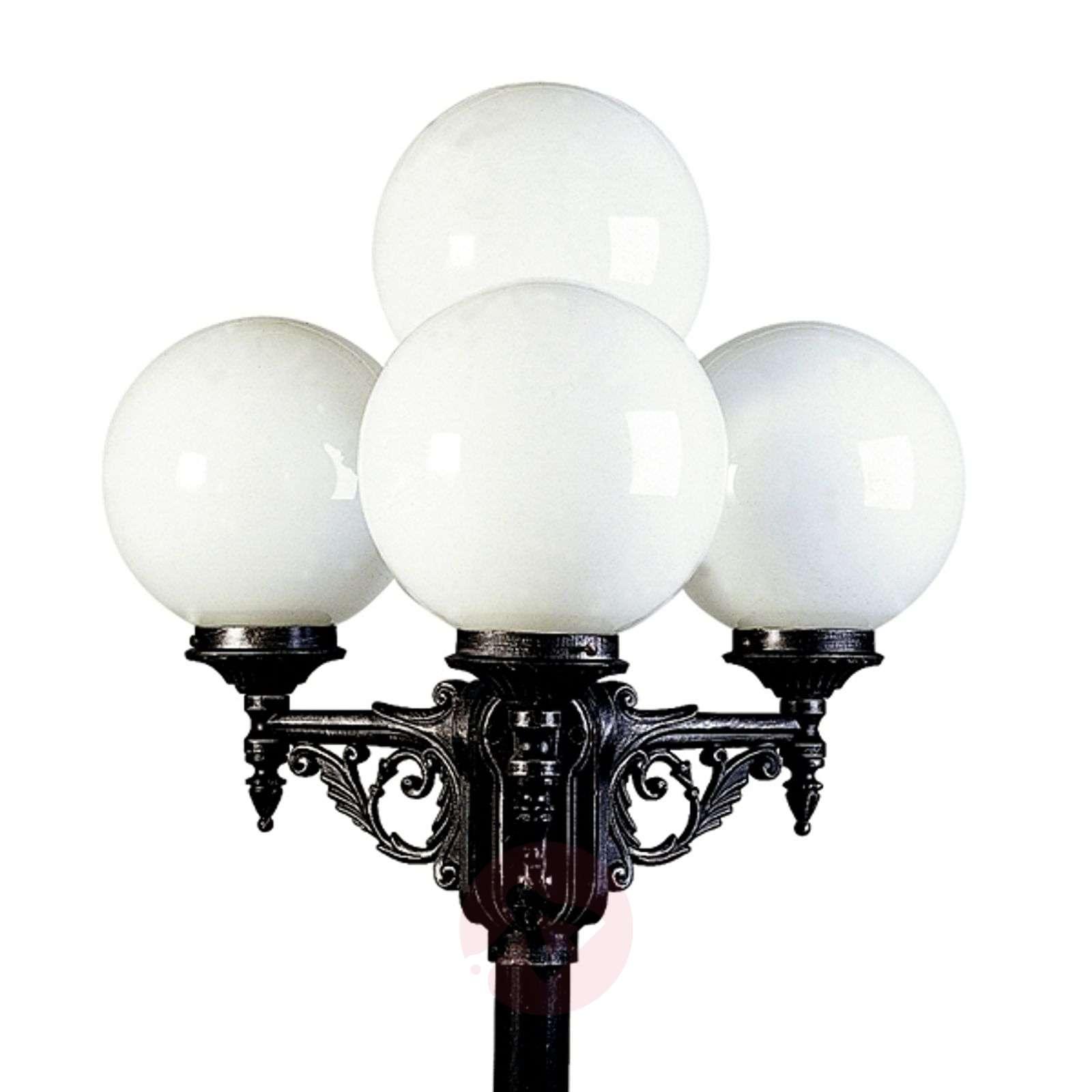 Upea lyhtypylväs 165 – 4-lamppuinen-4001165X-01