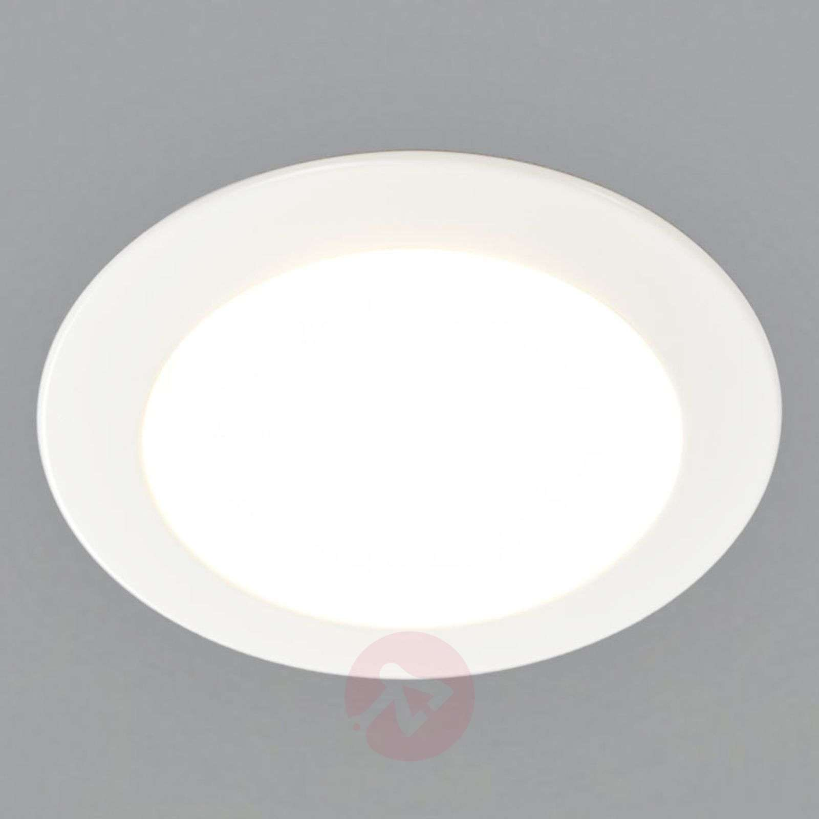 Upotettava LED-lamppu Piet pyöreä, 8,5 W-9978031-012