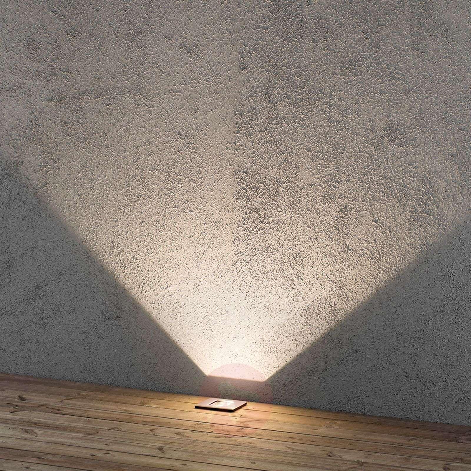 Upotettava LED-maakohdevalaisin Kaspar käsityö EU-5522528-01