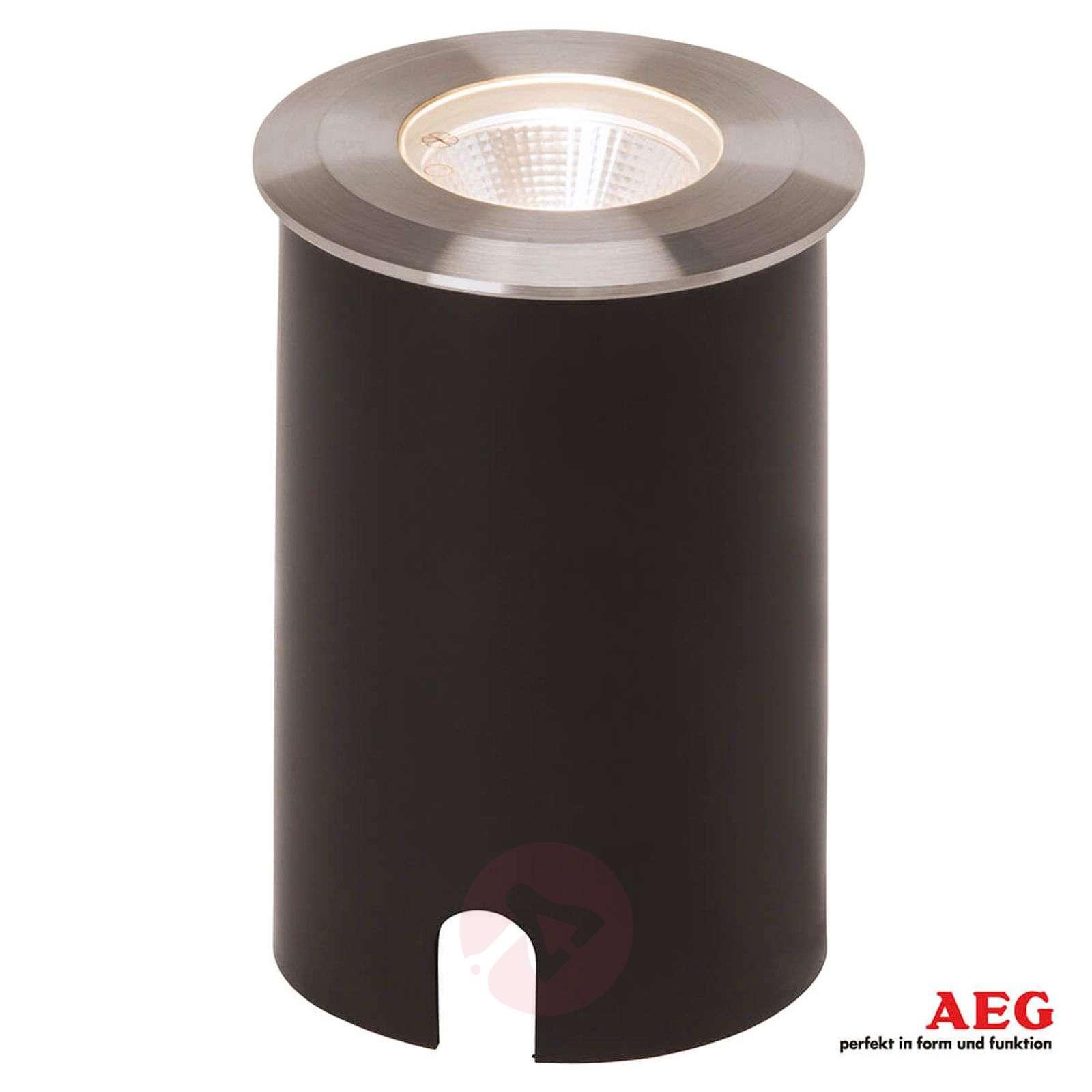 Upotettava LED-maaspotti U-Ground 3 W-3057108-01