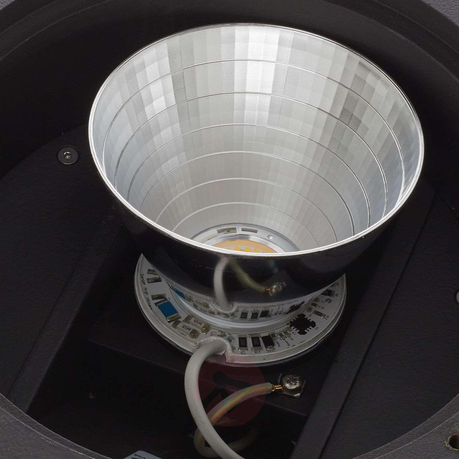 Upotettava Titus-LED-maaspotti 32 W – käännettävä-4000336-01