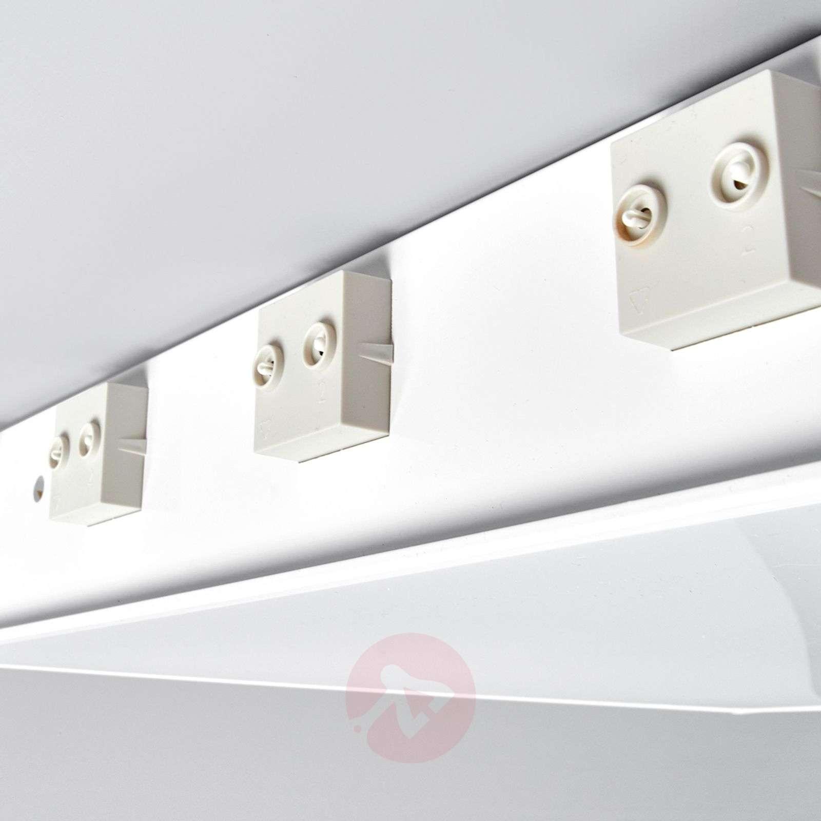 Upotettava valaisin 18 W 4 lamppua opaalilevy-3002048-06