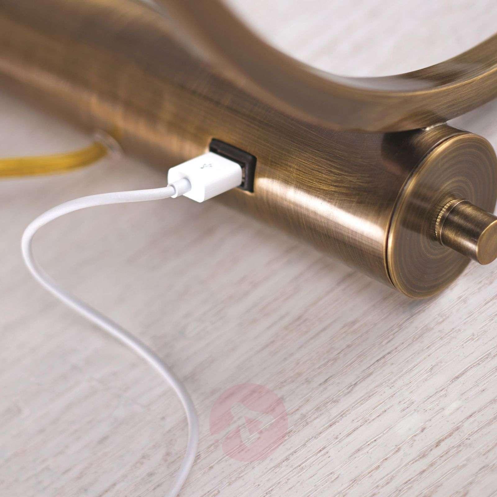 USB-liitäntä – tekstiilinen Lex-pöytävalaisin-3048361-01