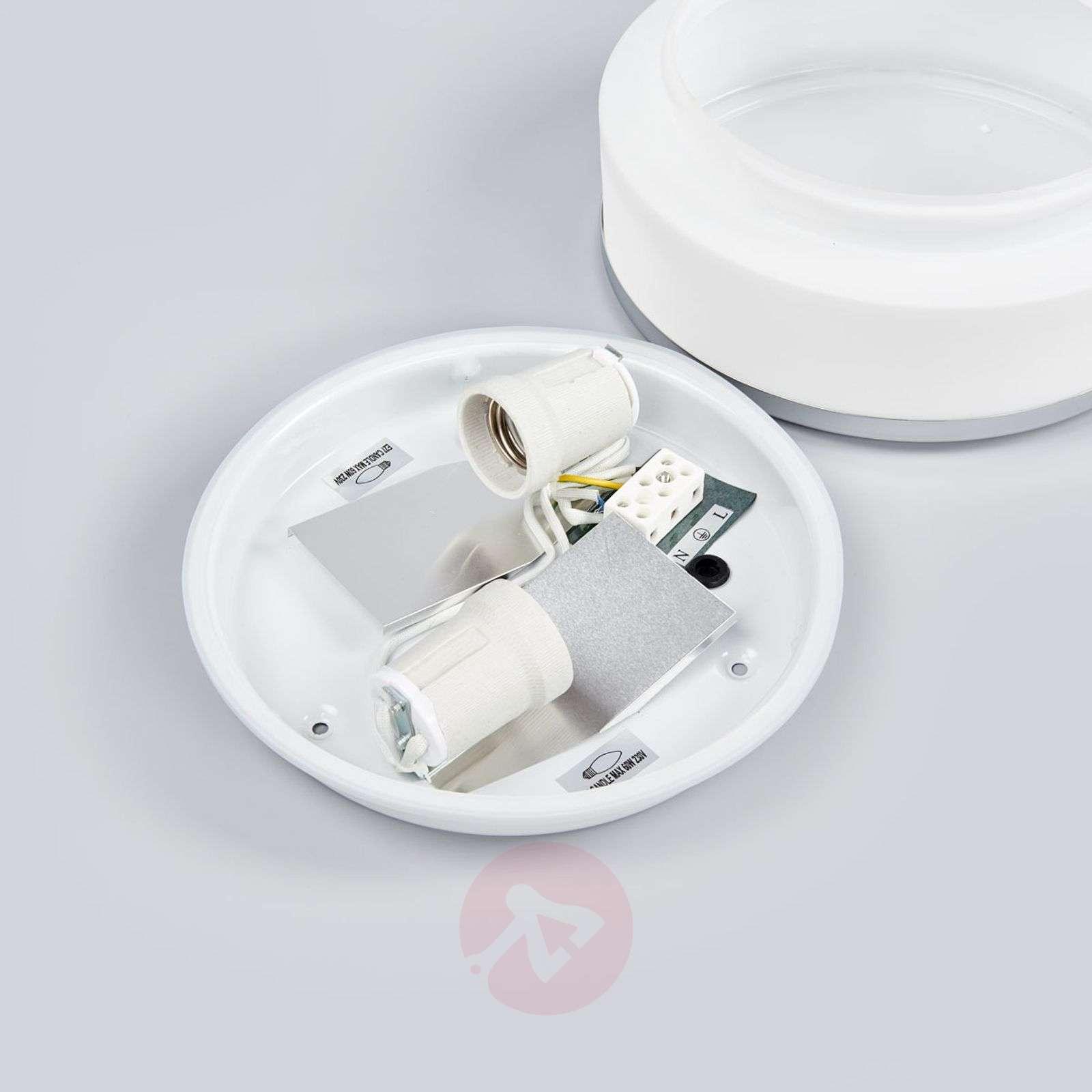 Vaatimaton Flush-kattovalaisin IP44 23 cm-8570562-01