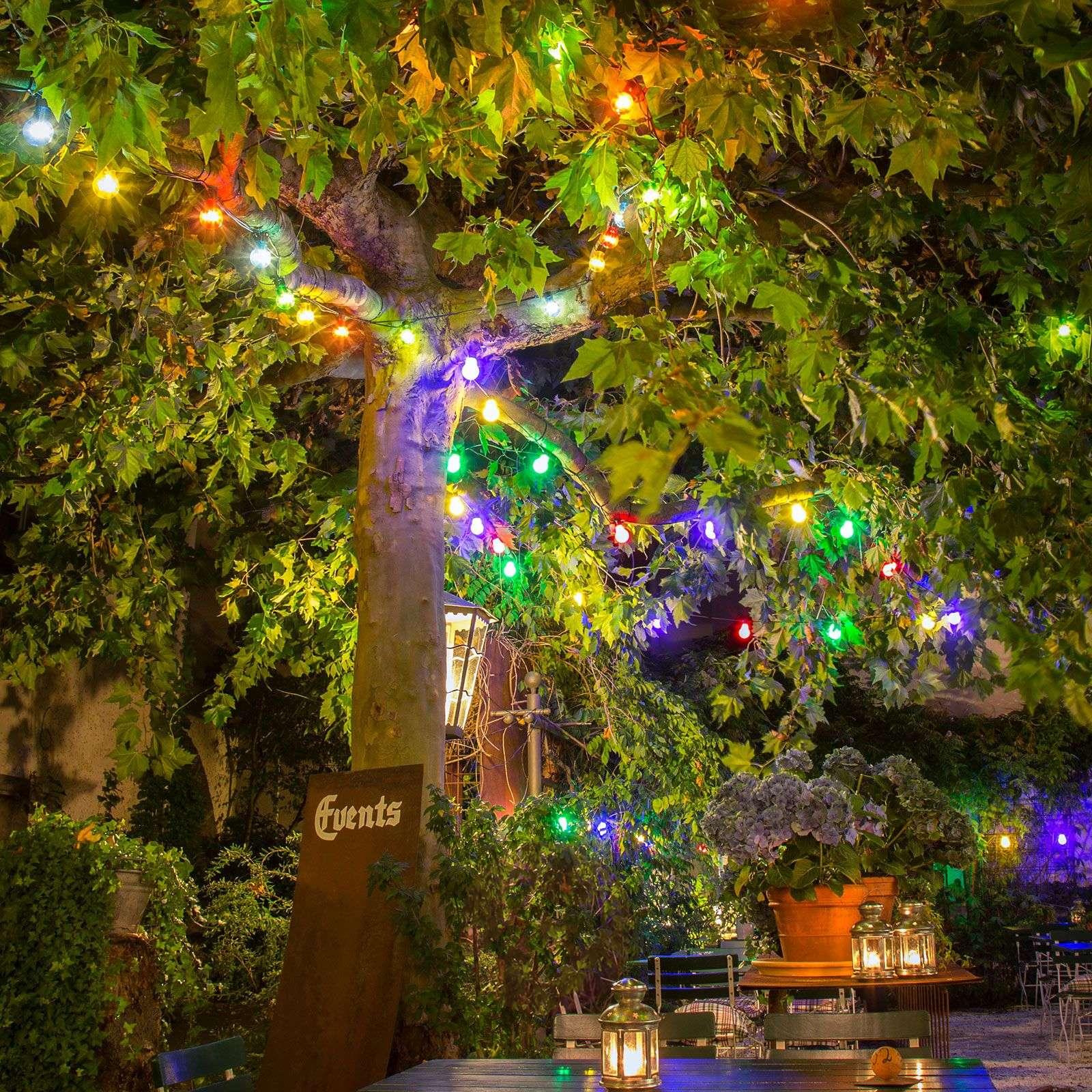 Värikäs LED-terassiketju, matat lamput-5524818-01