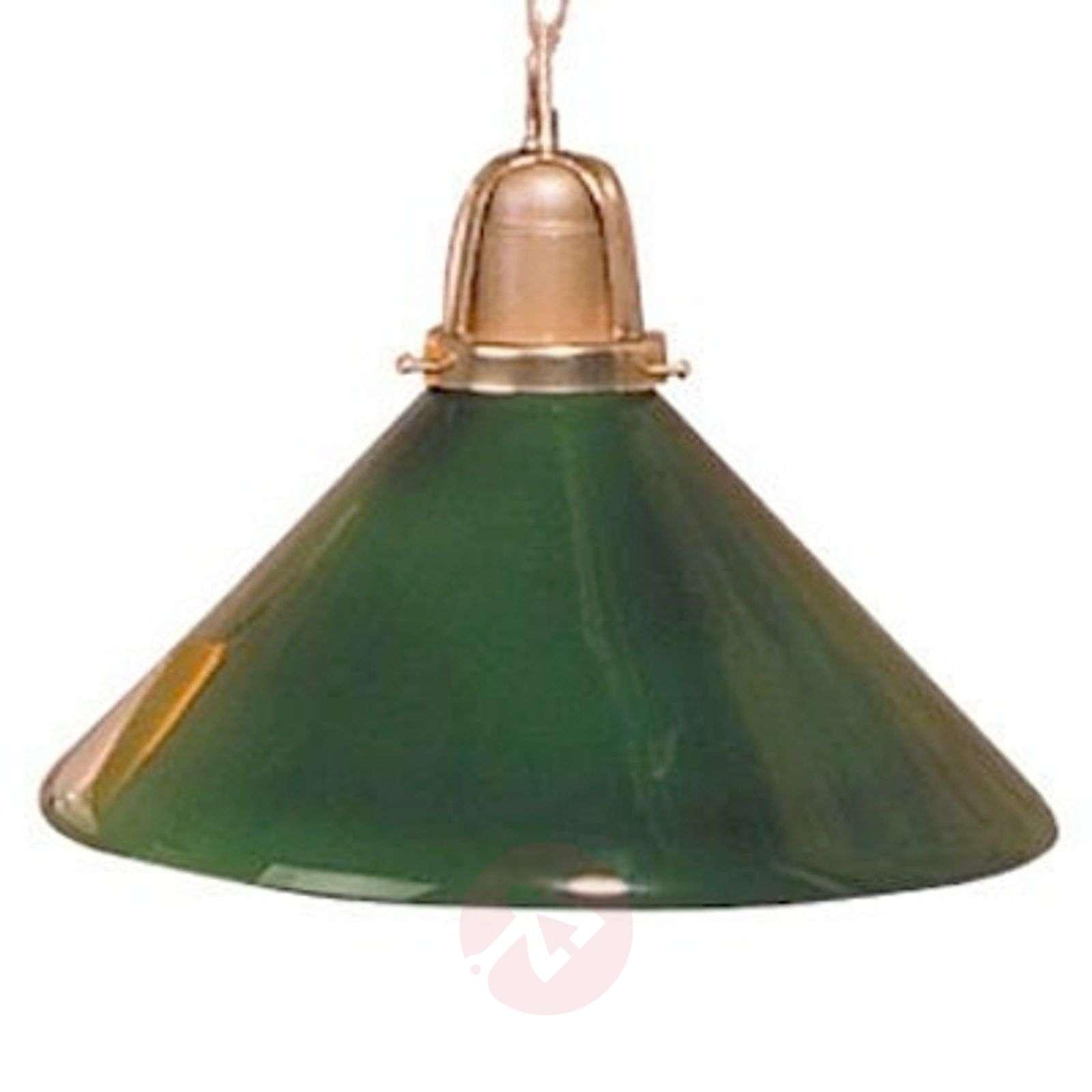 Värikäs SARINA-riippuvalaisin, vihreä-1032089-01