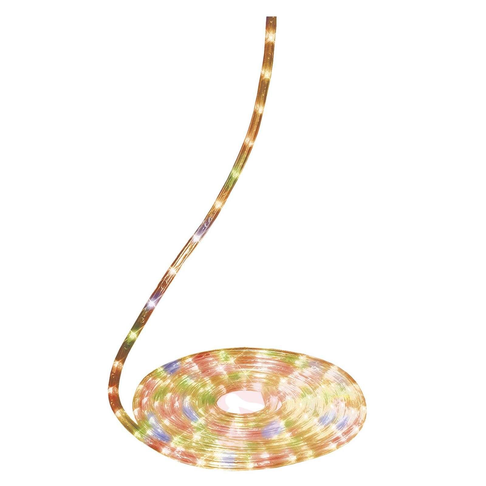 Värikkäänä valaiseva Ropelight Micro-valokaapeli-1523112-01