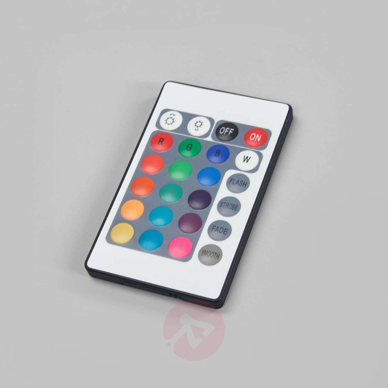 Väriloisteinen LED-lattiavalaisin Mirella, RGB-9945216-02