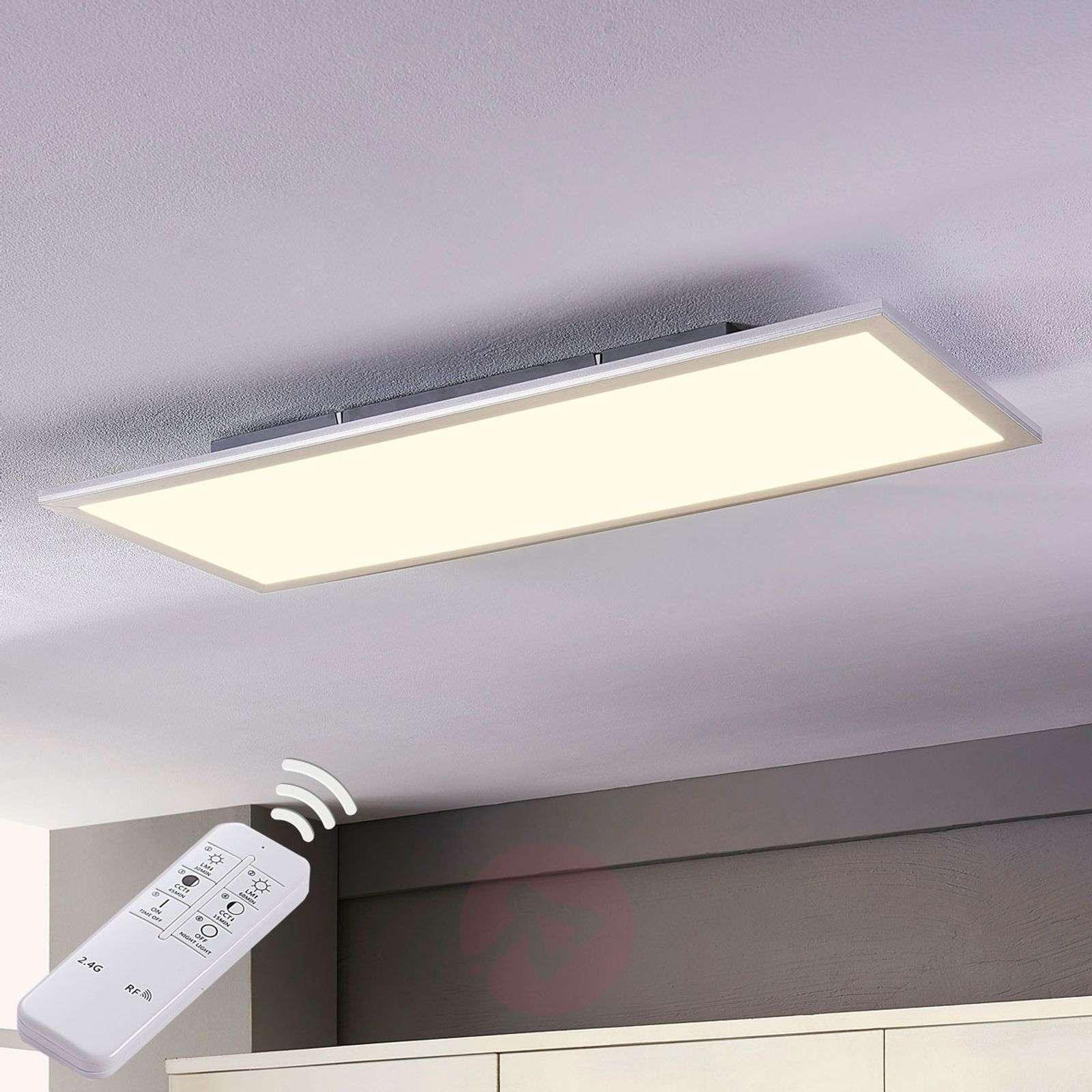 Vaihdettava valon väri – LED-kattovalaisin Livel