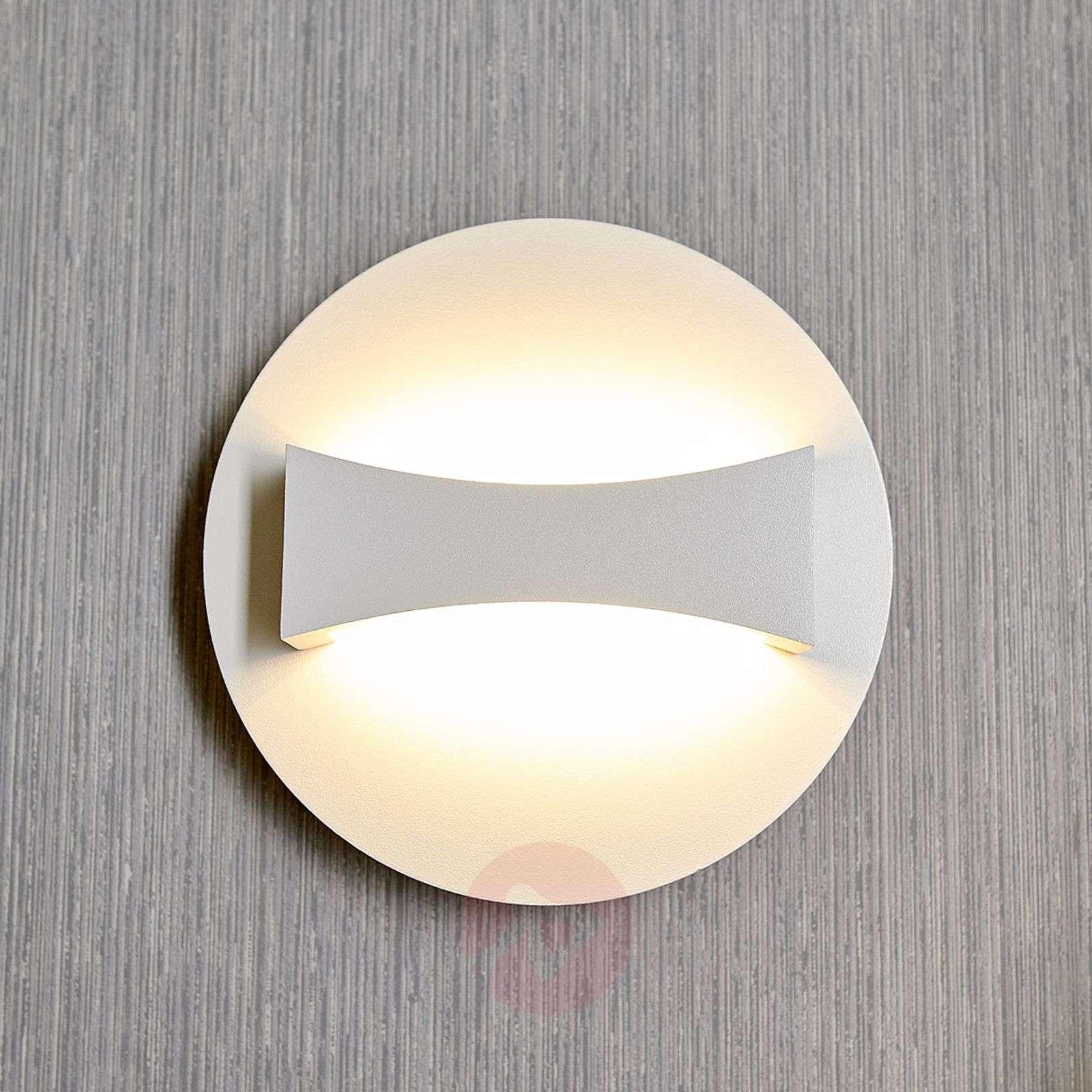 Vaikuttavan näköinen Avellino-LED-seinävalaisin-3006255-01