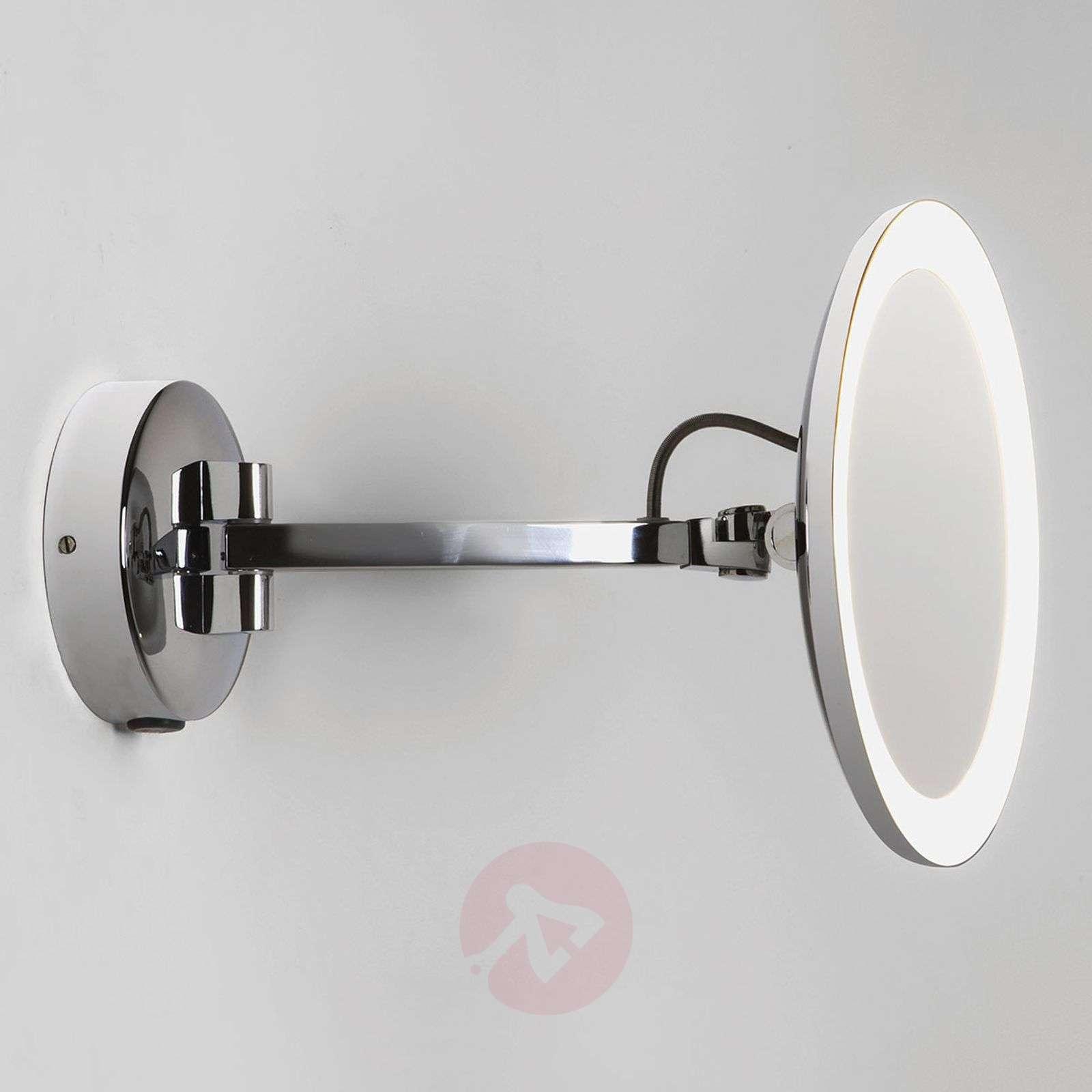 Valaiseva Mascali-seinäpeili LEDeillä-1020532-05