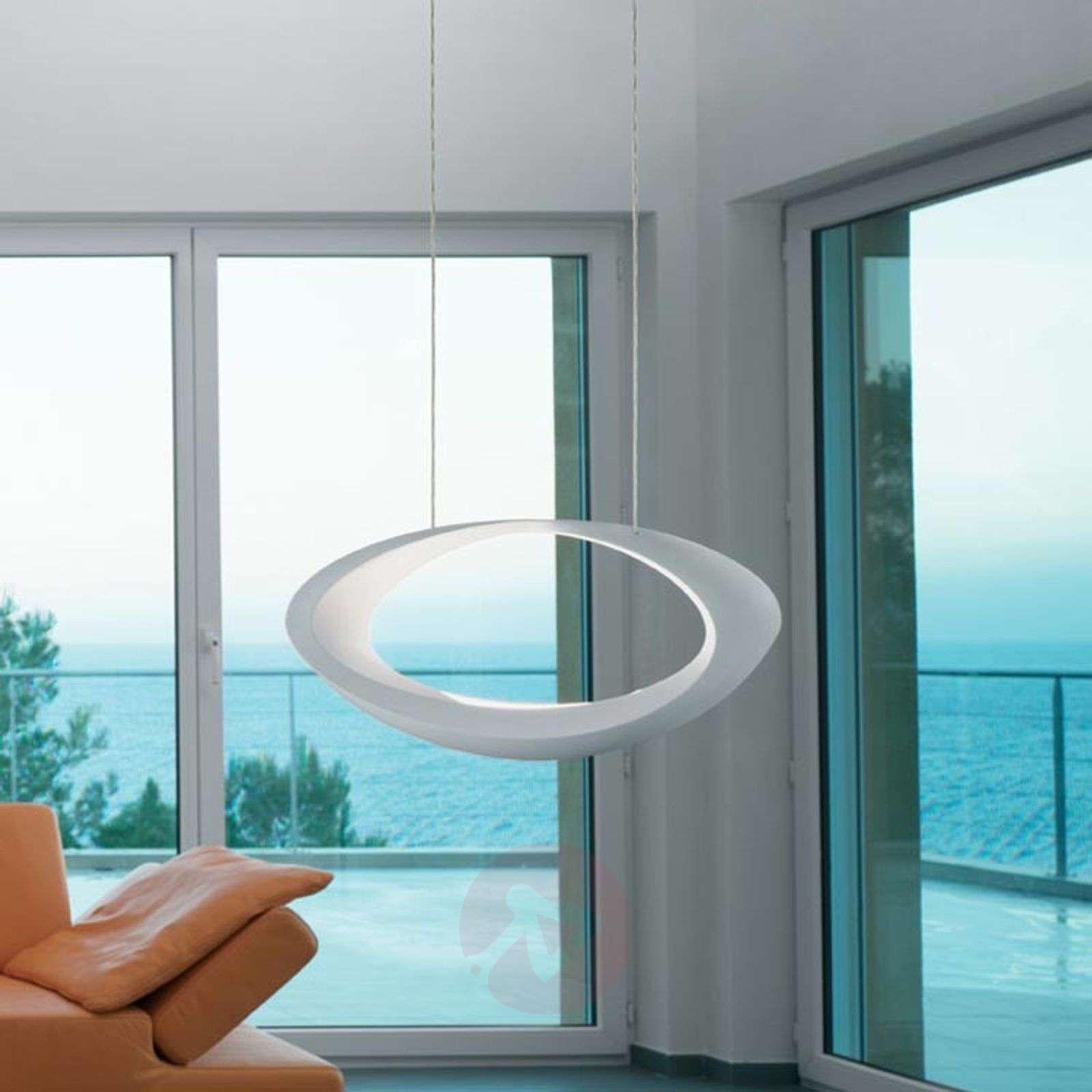 Valk. design-LED-riippuvalaisin Cabildo, 2700 K-1060013-01