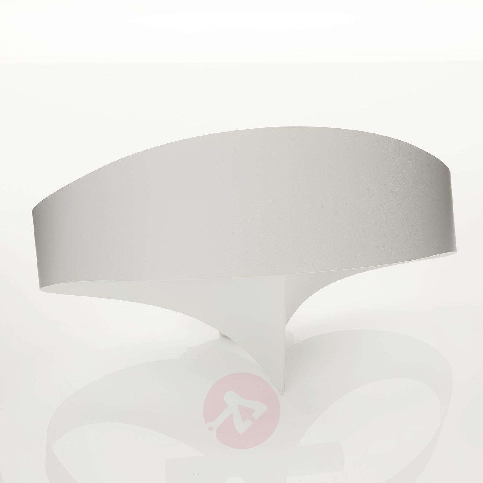 Valkoinen designer-seinävalaisin Scudo-8525696-01