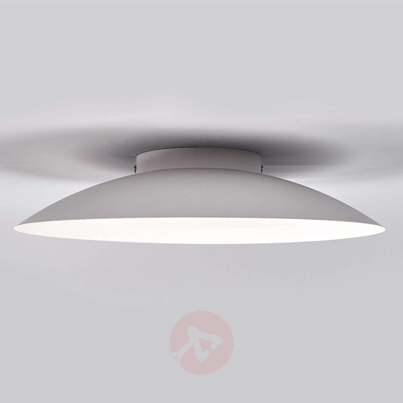 Valkoinen LED-kattovalaisin Keti, epäsuora valo-9625044-01