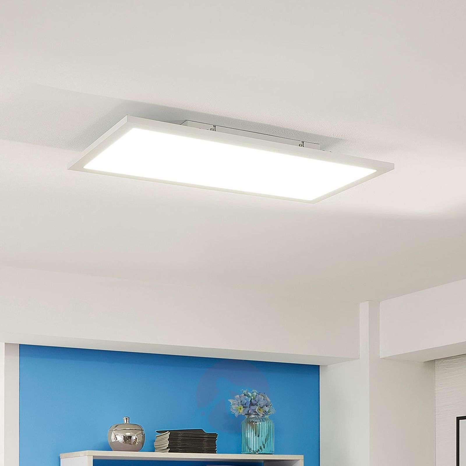 Valkoinen LED-paneeli Lysander, himmennettävä-9621548-011