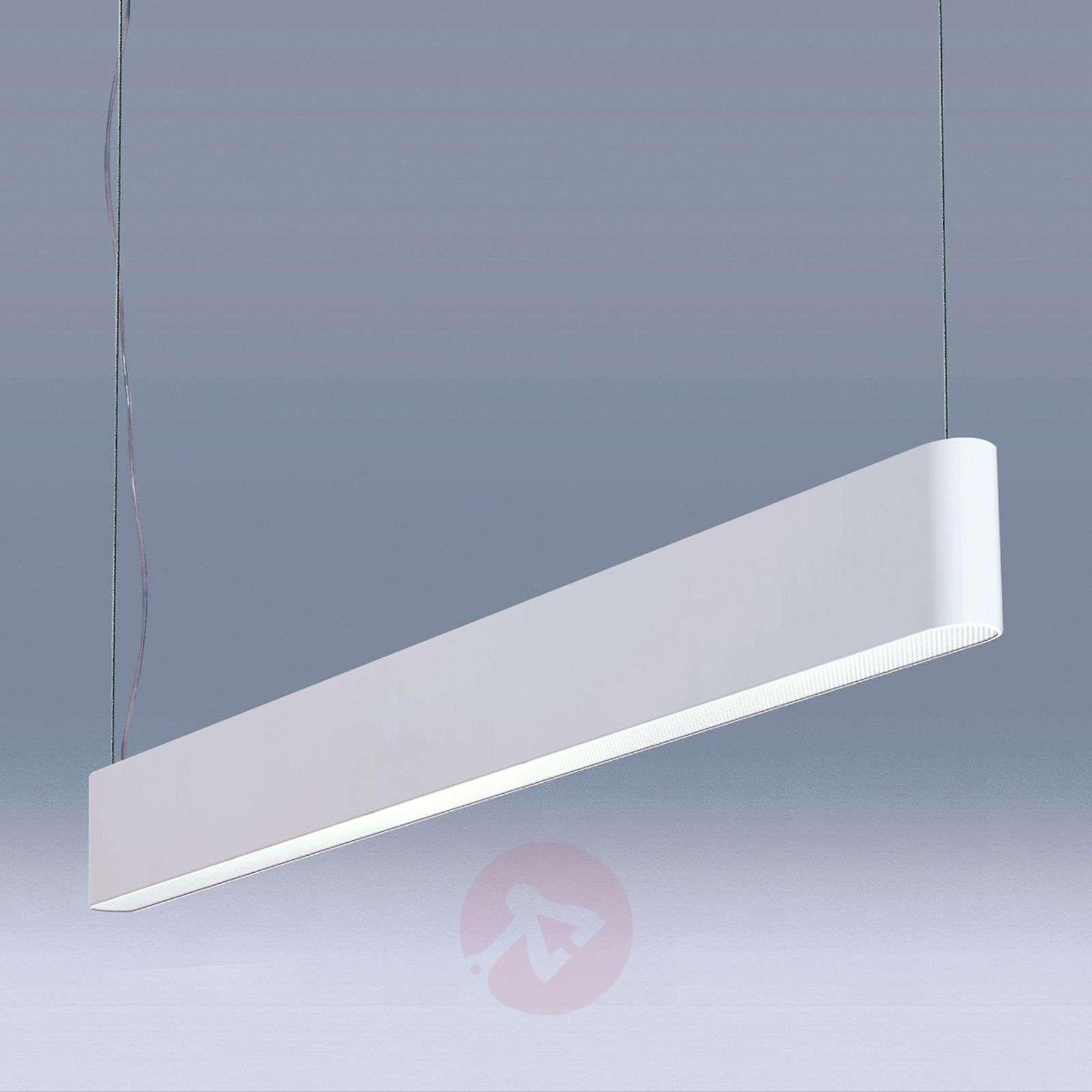 Valkoinen LED-riippuvalaisin Caleo-P4 89 cm 48 W-6033450-01