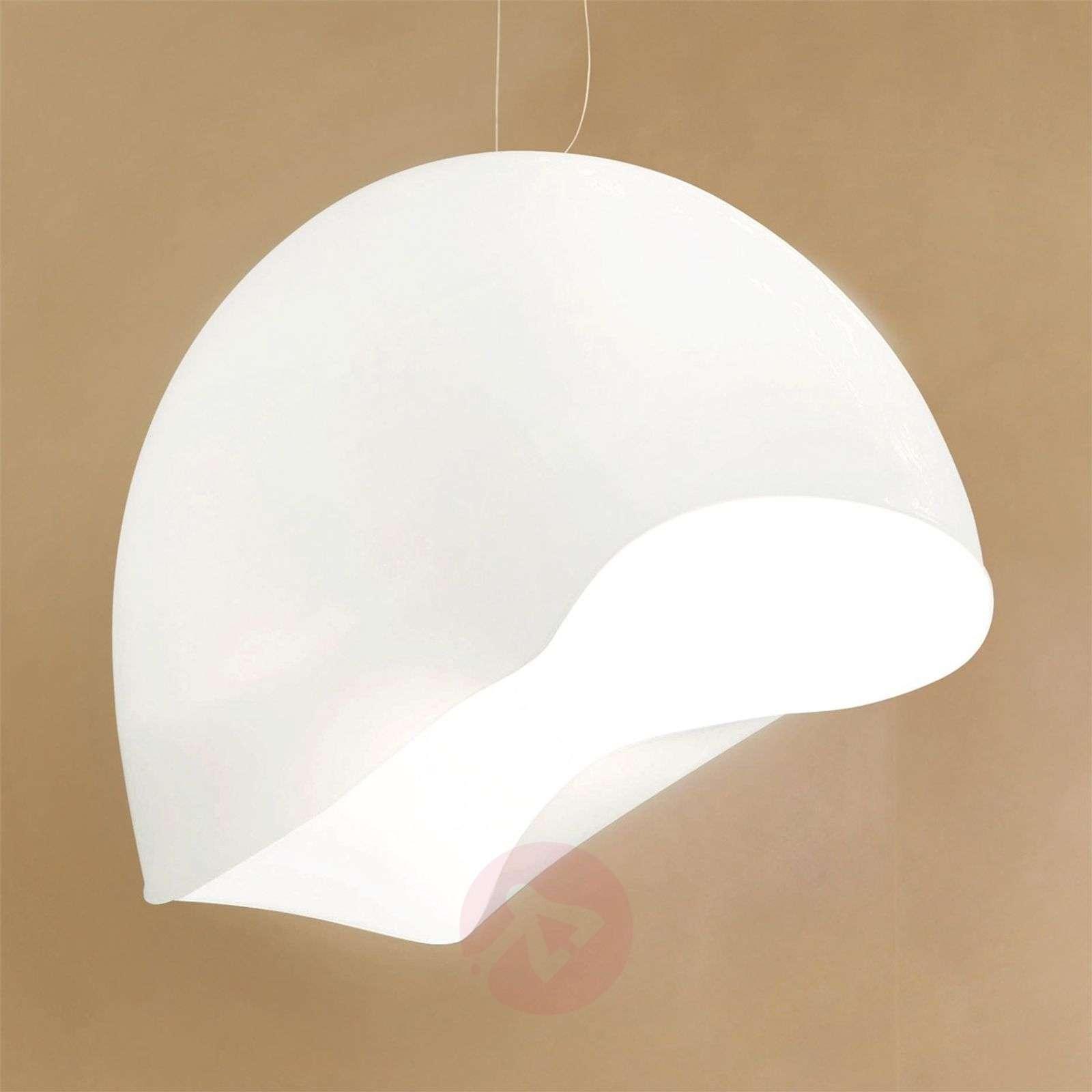 Valkoinen NINFEA-riippuvalaisin