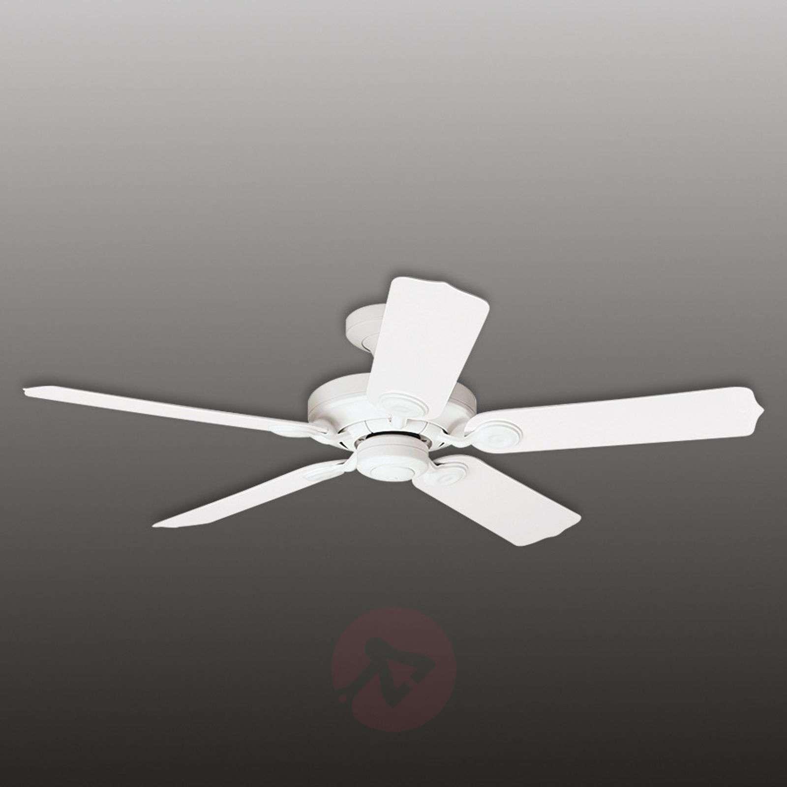 Valkoinen Outdoor Elements-kattotuuletin, IP44-2015083-01