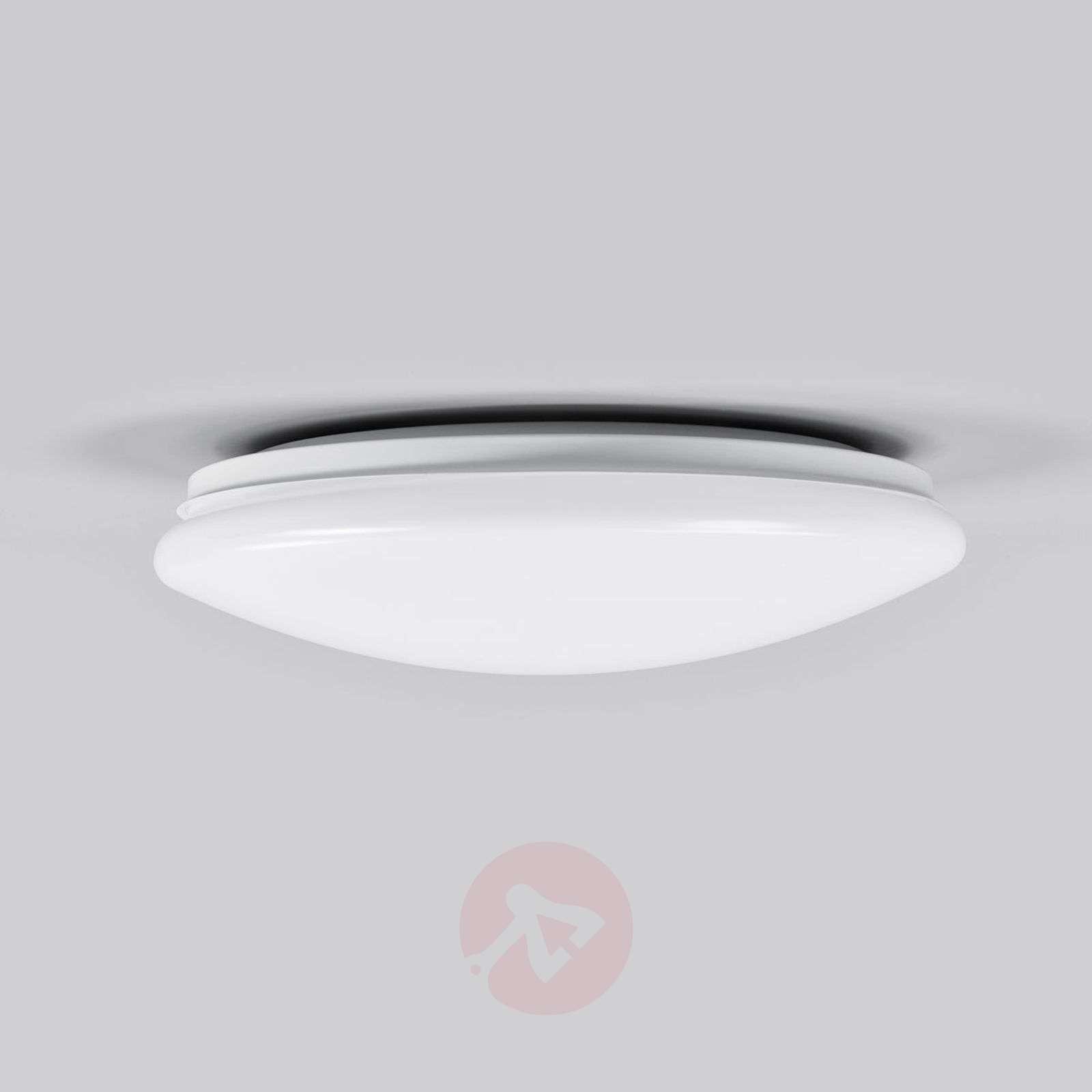 Valkoinen Suede-LED-kattovalaisin-7531490-01