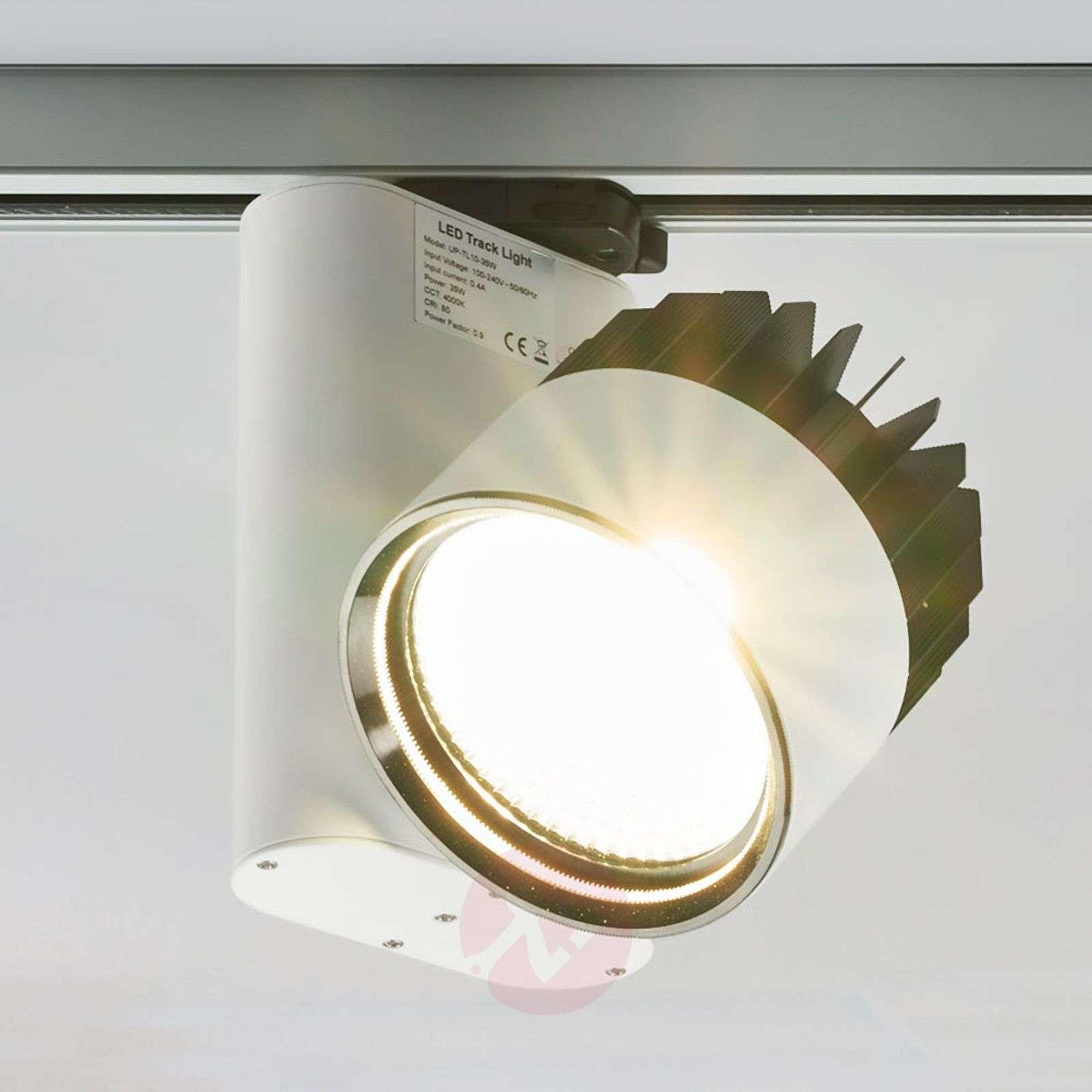 Valovoimainen LED-säteilijä Benett johdinkiskoon-9967019-01