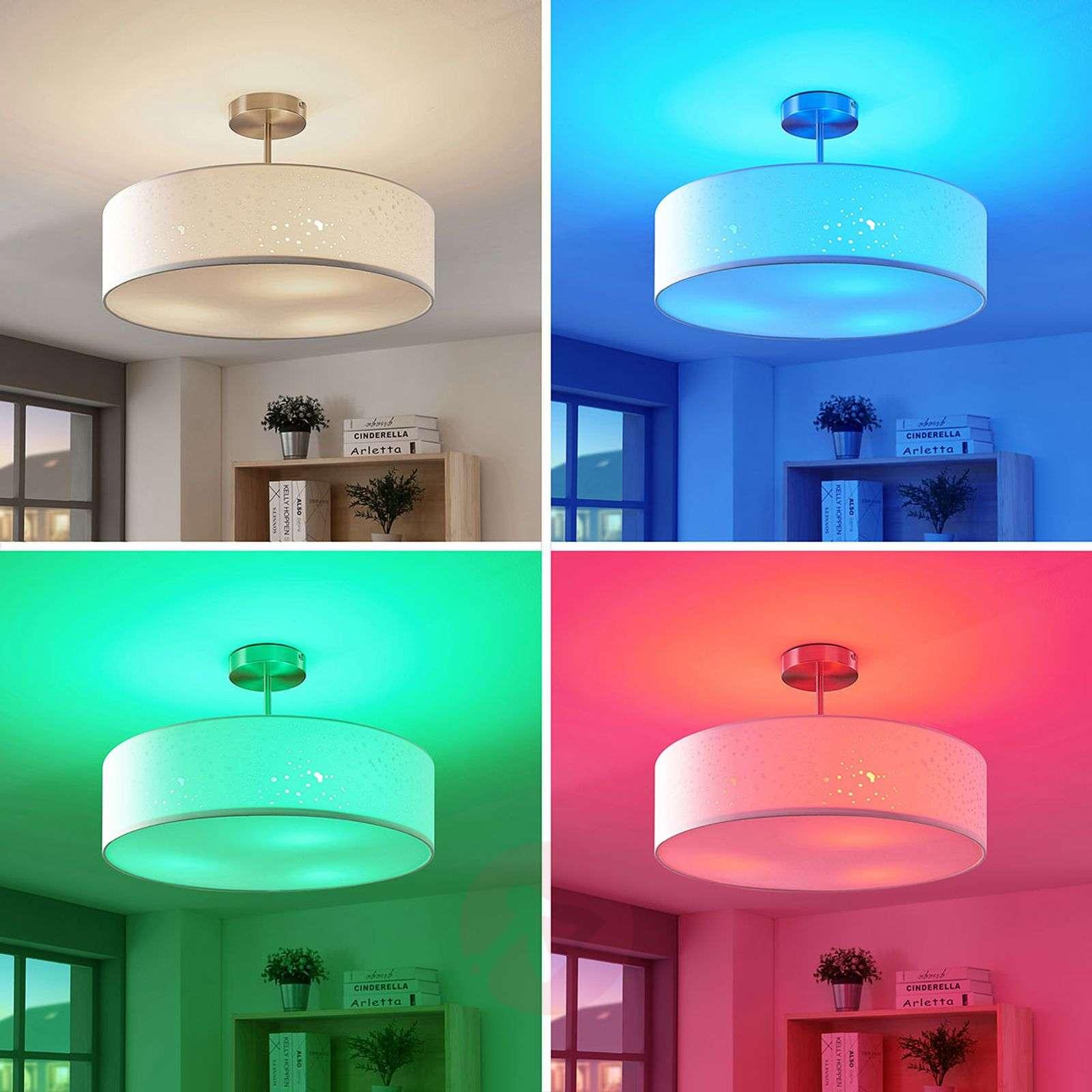 Varrellinen LED-kattovalaisin Alwine-9624187-01