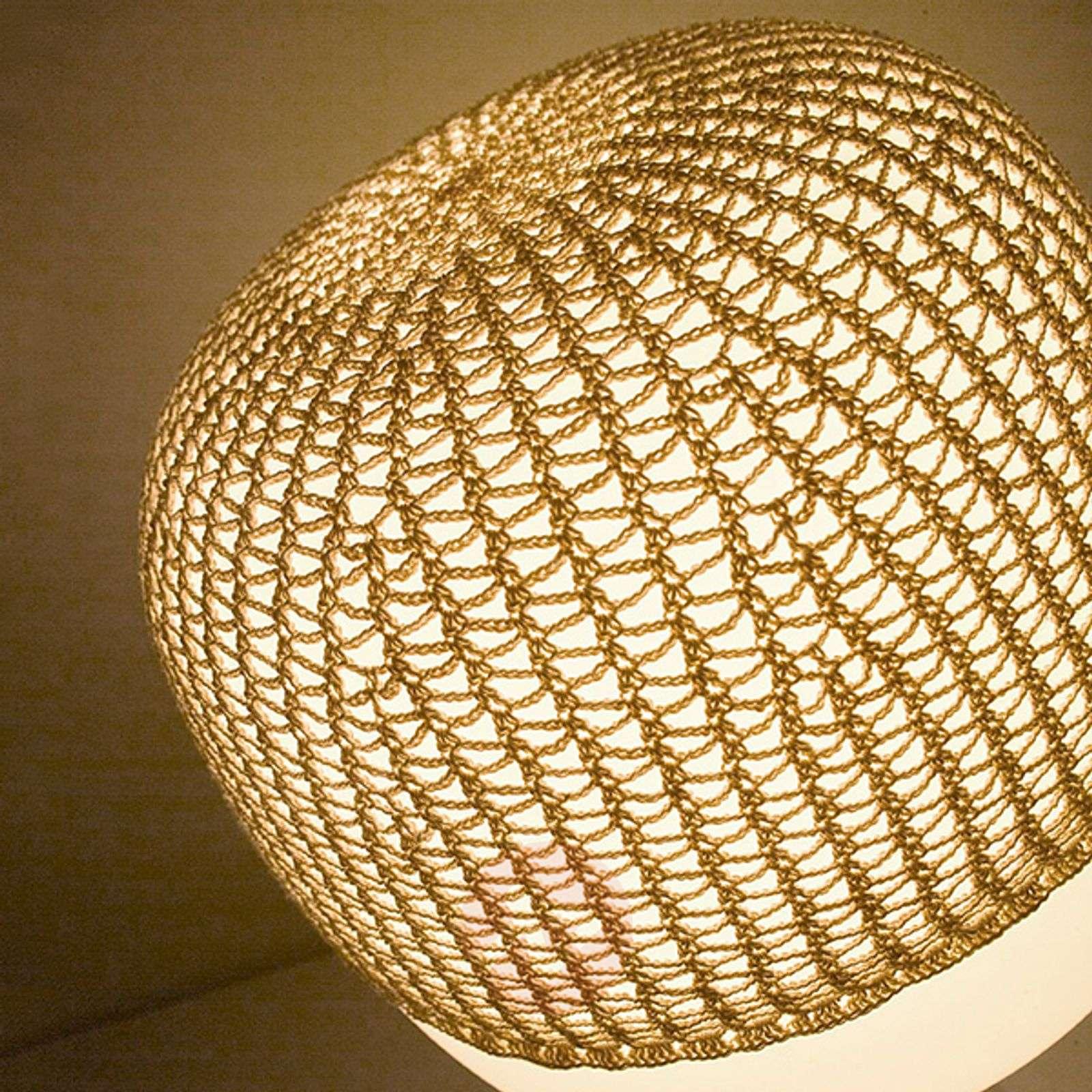 Verkko Afra-pöytävalaisimelle, beige-5501072-01