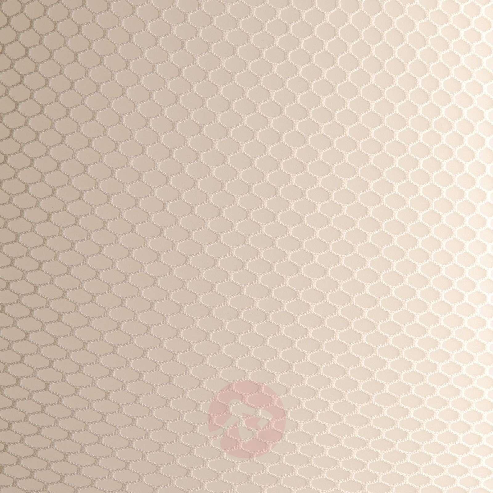 Verkko Warm-lattiavalaisimelle, valkoinen-5501078-01